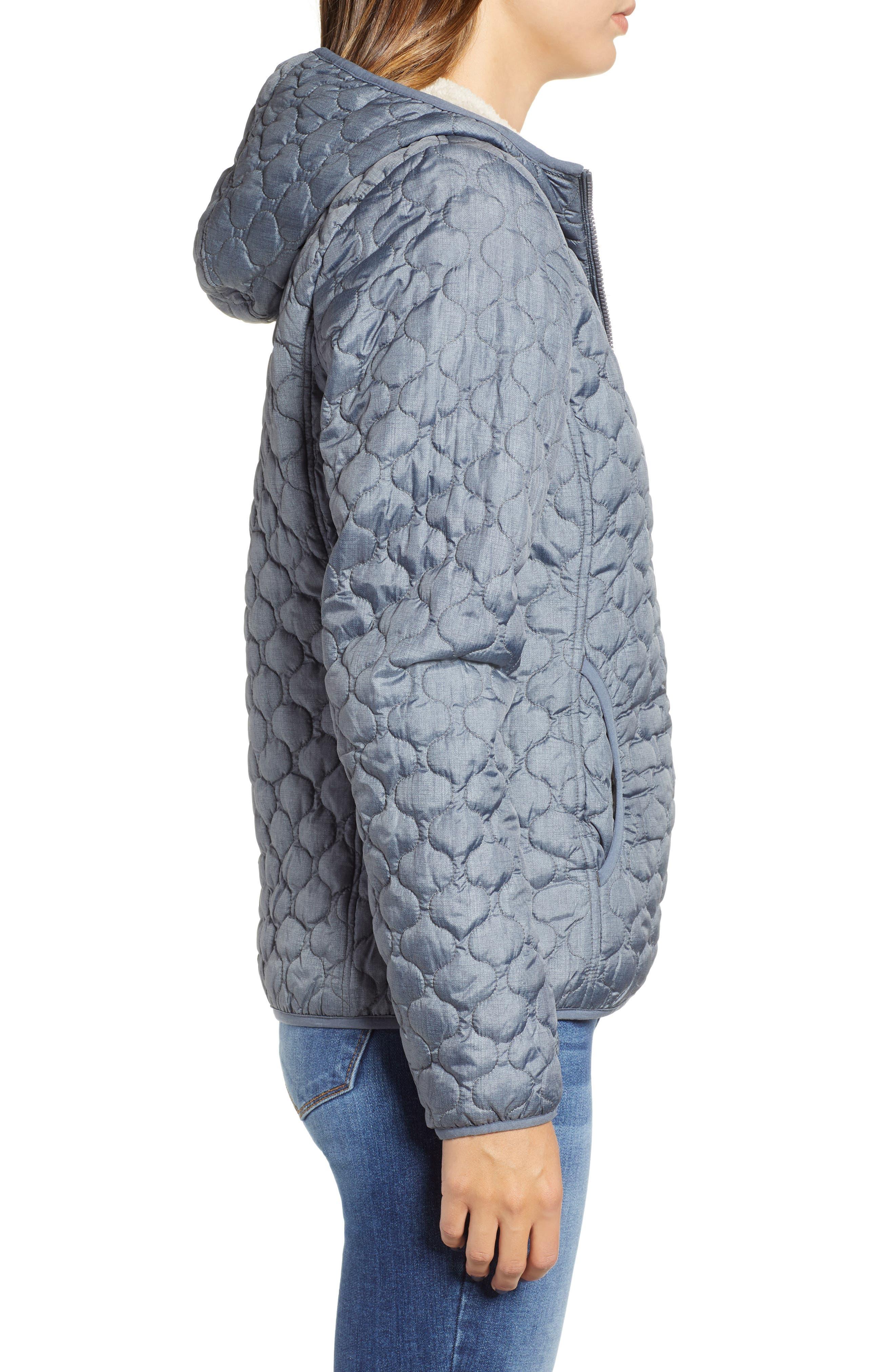 Anoeta Anti Series Jacket,                             Alternate thumbnail 3, color,                             BLUE