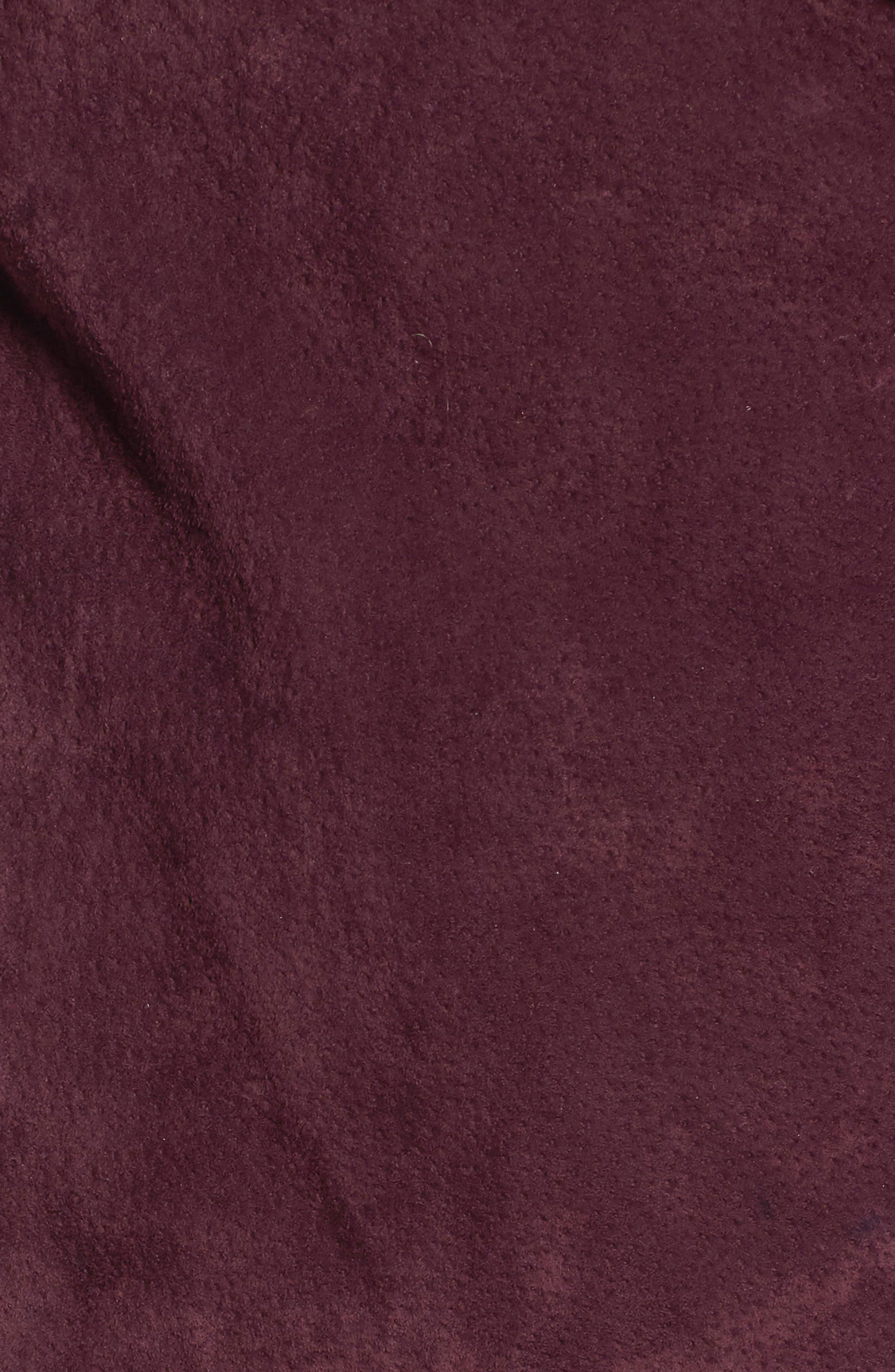Suede Moto Jacket,                             Alternate thumbnail 54, color,