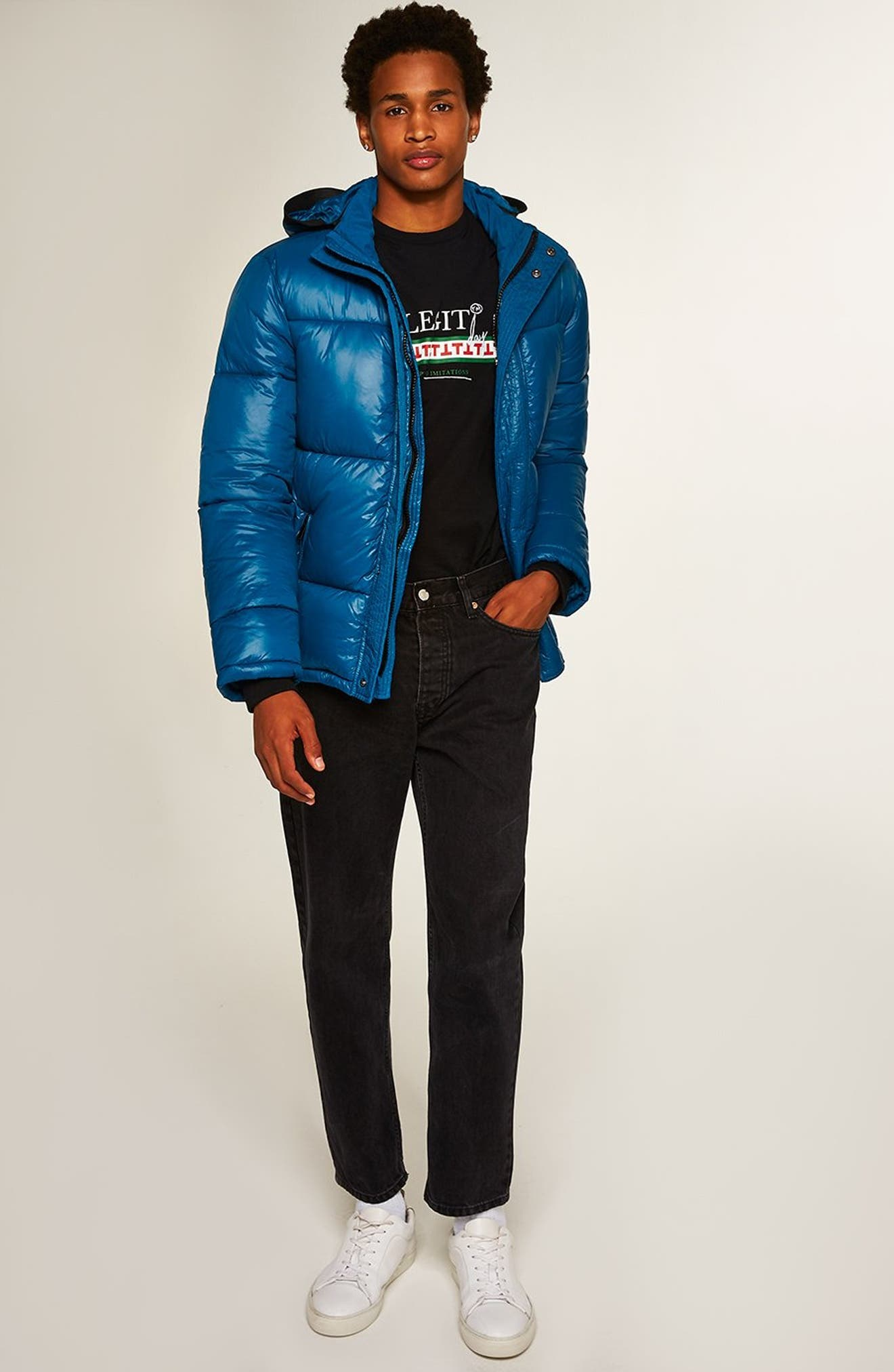 Puffer Jacket,                             Alternate thumbnail 6, color,                             401
