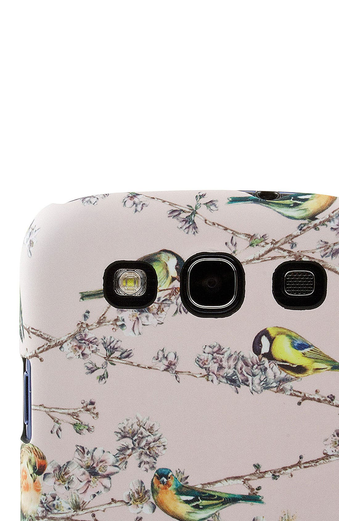 'Birdie Branch' Samsung Galaxy S<sup>®</sup> III Cover,                             Alternate thumbnail 3, color,                             650