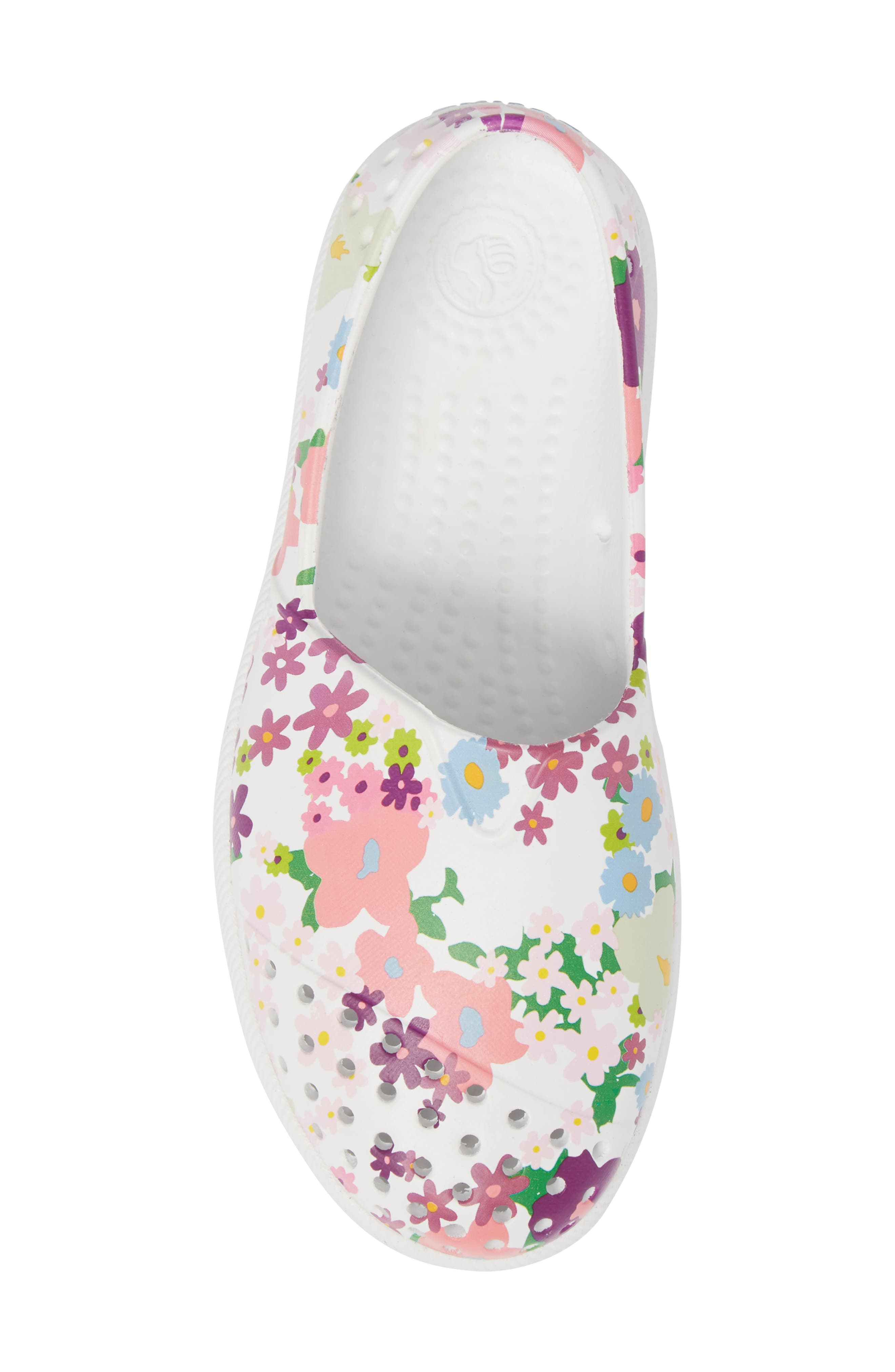 NATIVE SHOES,                             Verona Perforated Slip-On,                             Alternate thumbnail 5, color,                             135