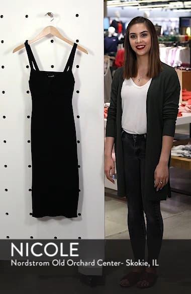Jayne Bustier Body-Con Dress, sales video thumbnail
