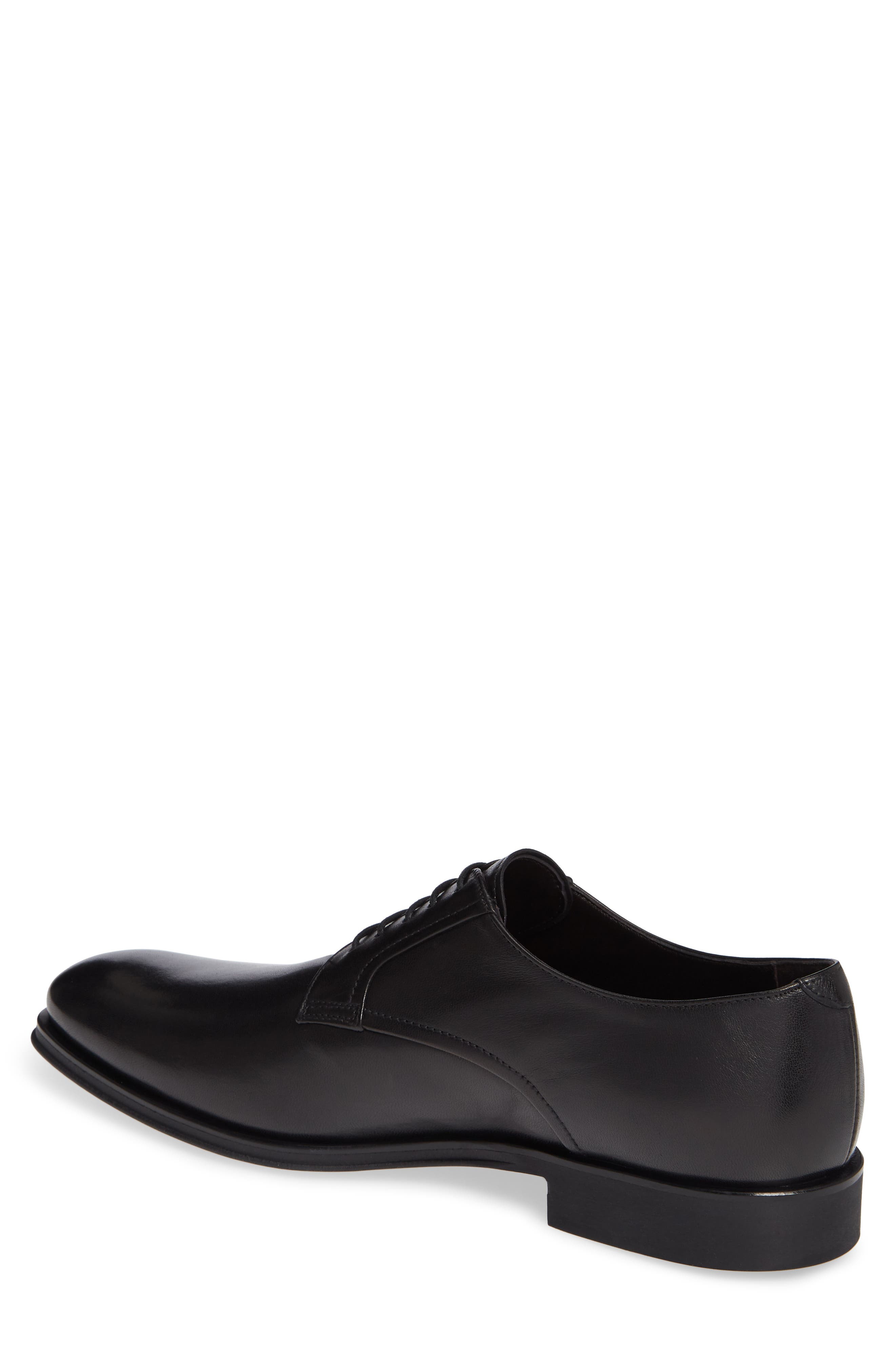 MS Zurich Oxford,                             Alternate thumbnail 2, color,                             BLACK LEATHER