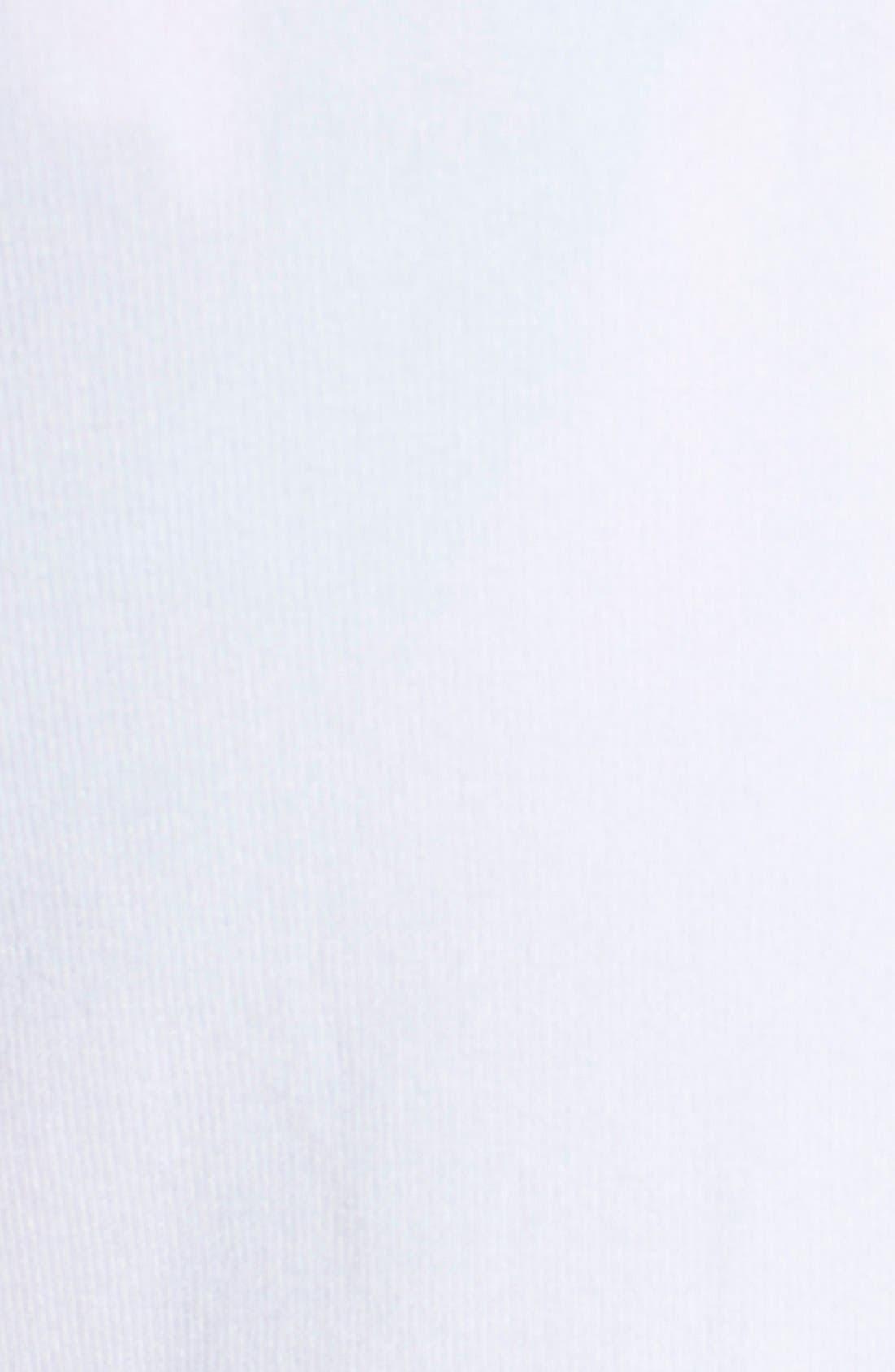 Open Front Bolero,                             Alternate thumbnail 5, color,                             WHITE