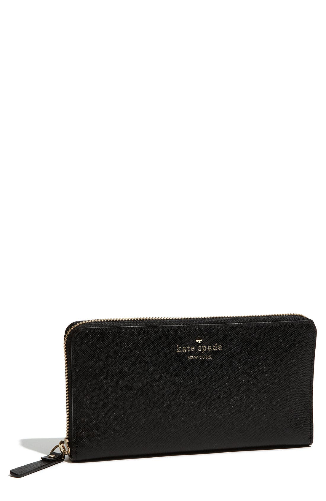 'mikas pond - lacey' zip around wallet,                             Main thumbnail 1, color,                             001