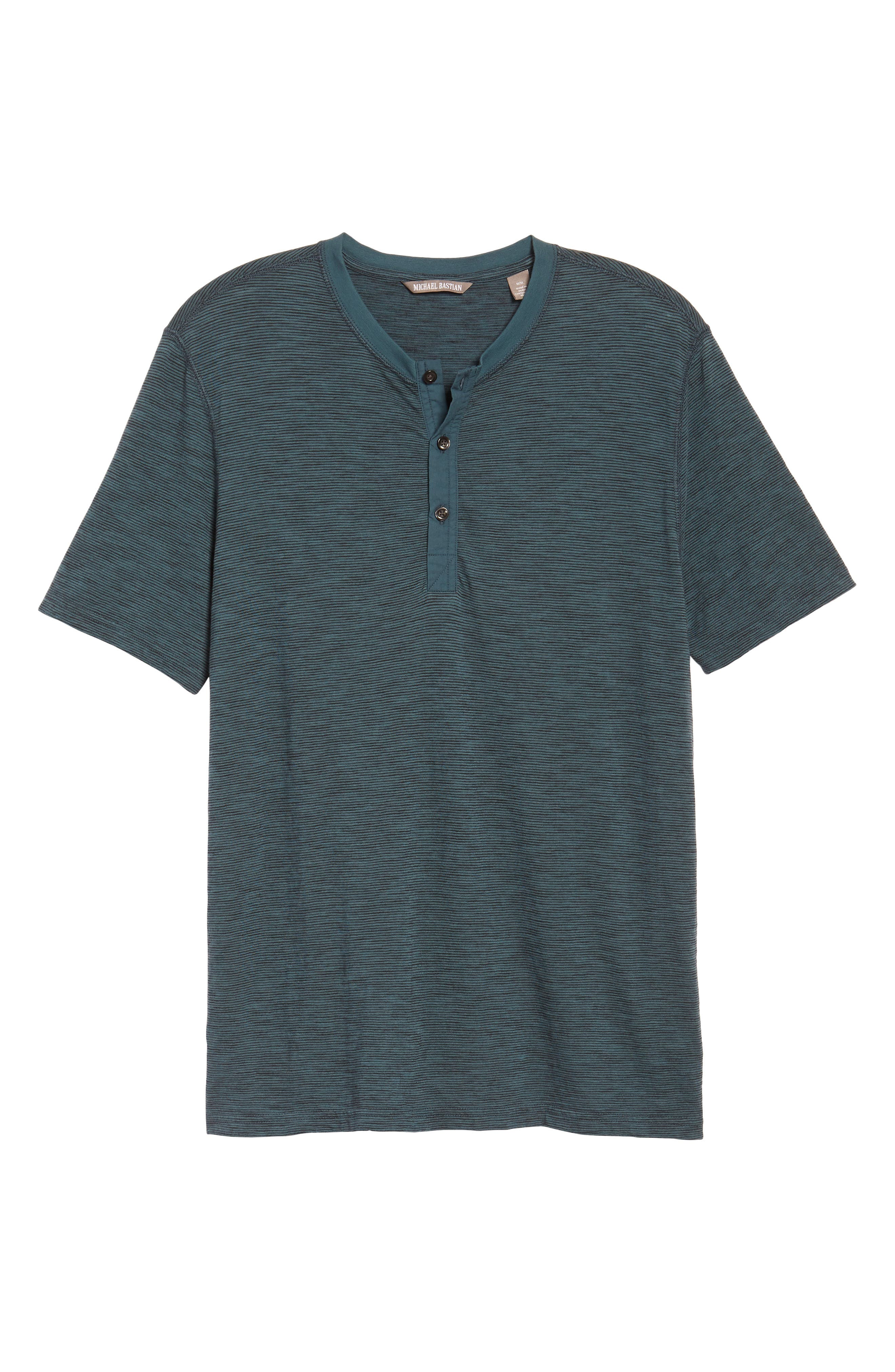 Garment Dyed Henley,                             Alternate thumbnail 6, color,                             427