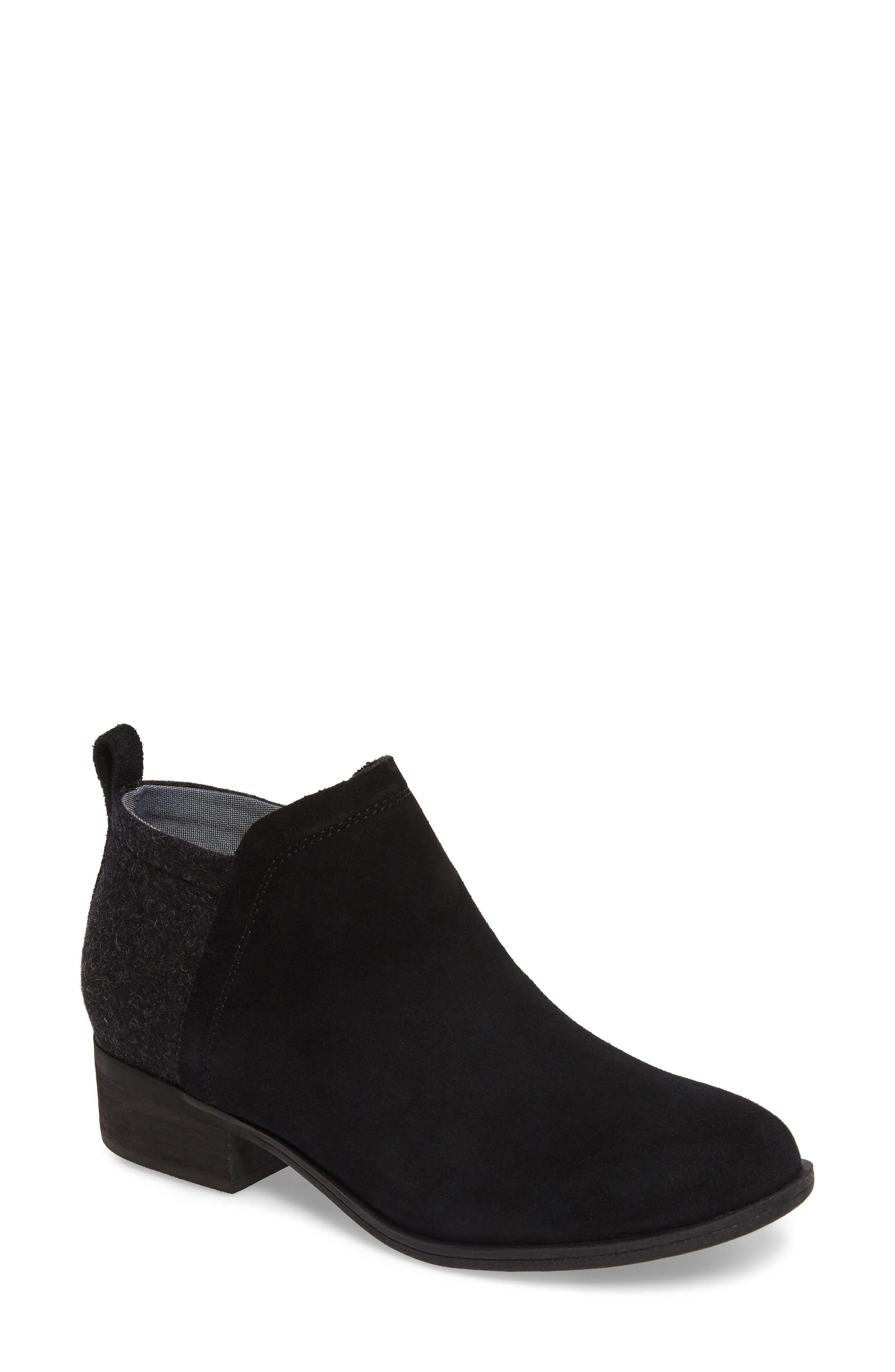 Deia Zip Bootie,                         Main,                         color,