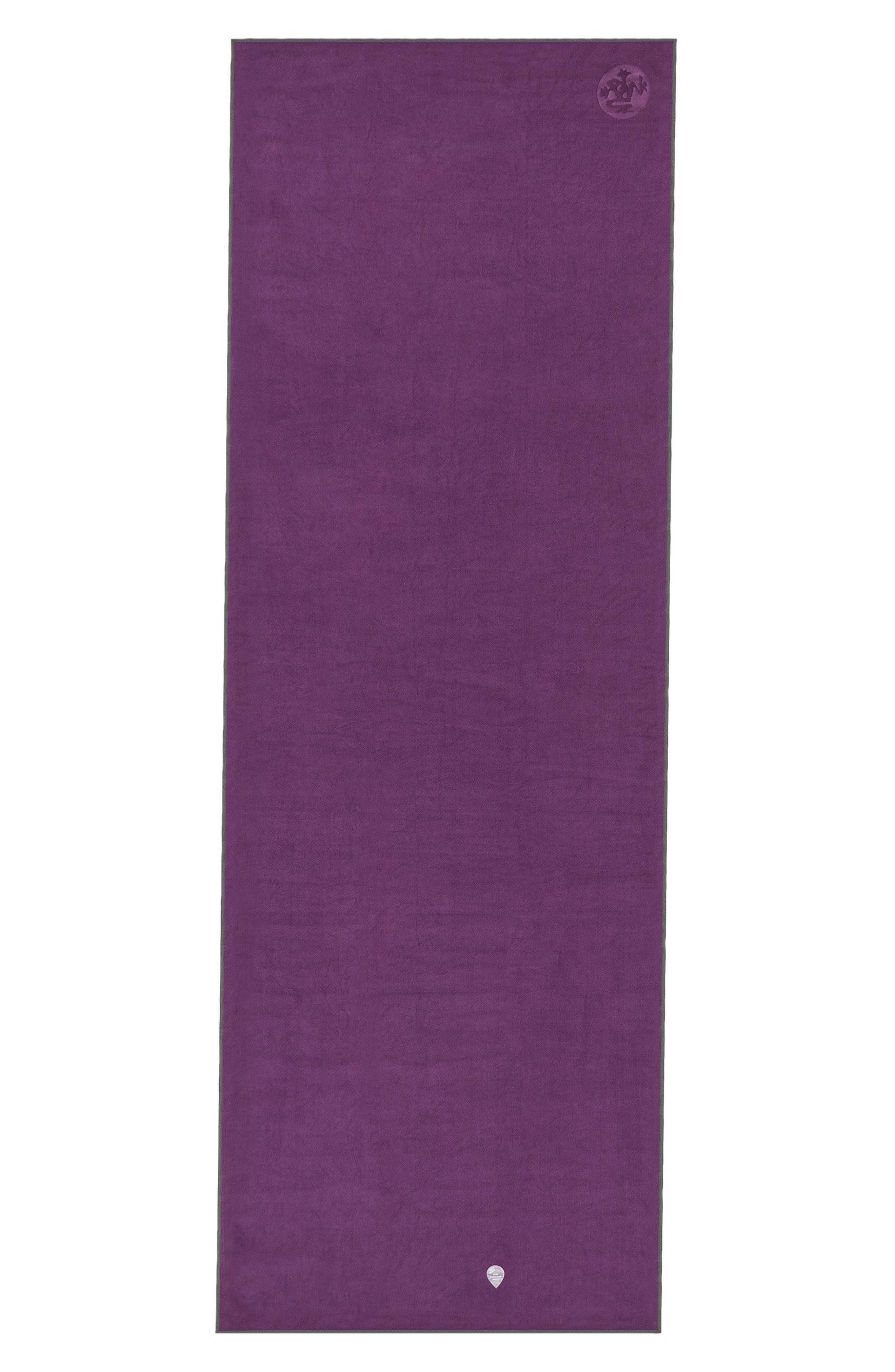 'eQua Hold' Yoga Mat Towel,                             Alternate thumbnail 6, color,