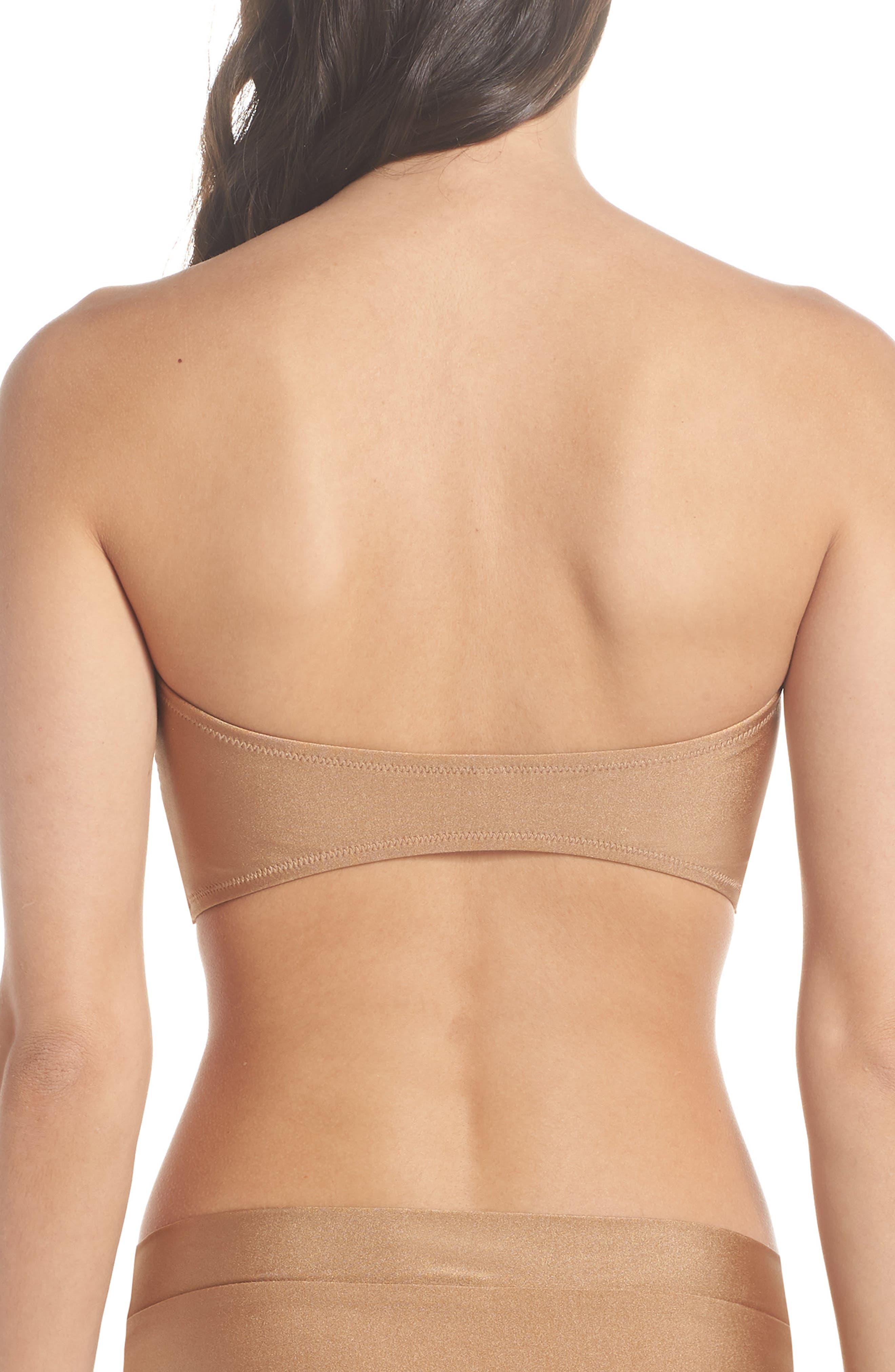 Fairfax Bandeau Bikini Top,                             Alternate thumbnail 2, color,                             710