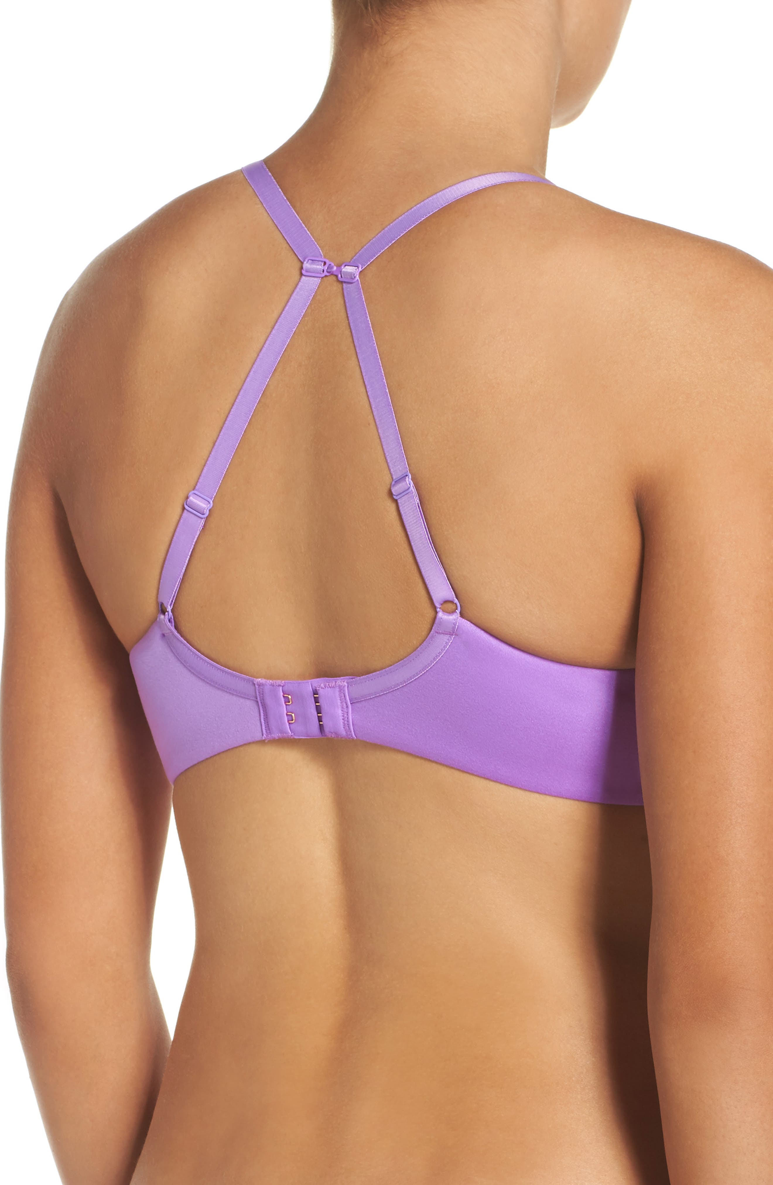 'Forever Perfect' Underwire Demi Bra,                             Alternate thumbnail 171, color,