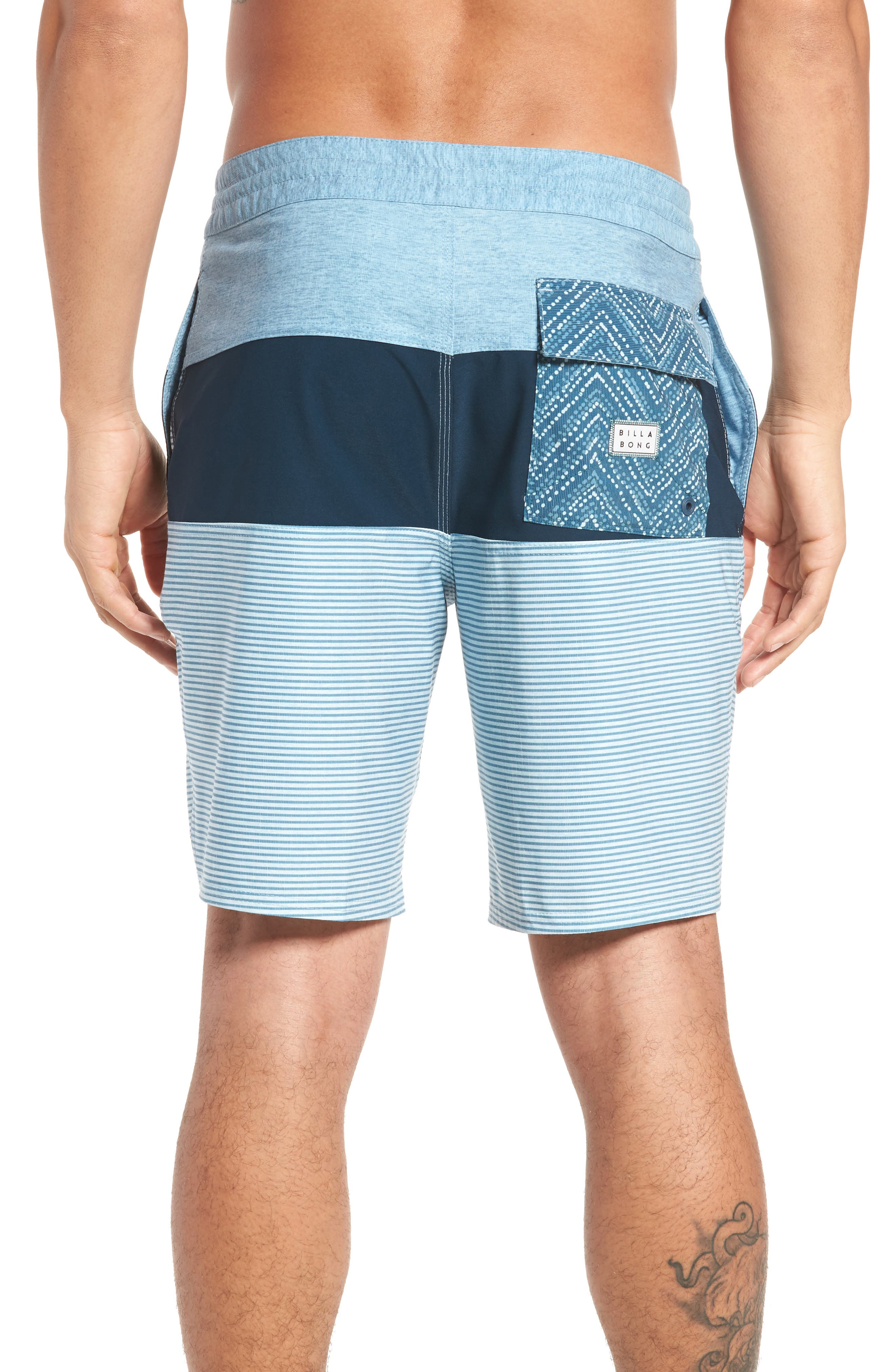 Tribong LT Board Shorts,                             Alternate thumbnail 5, color,