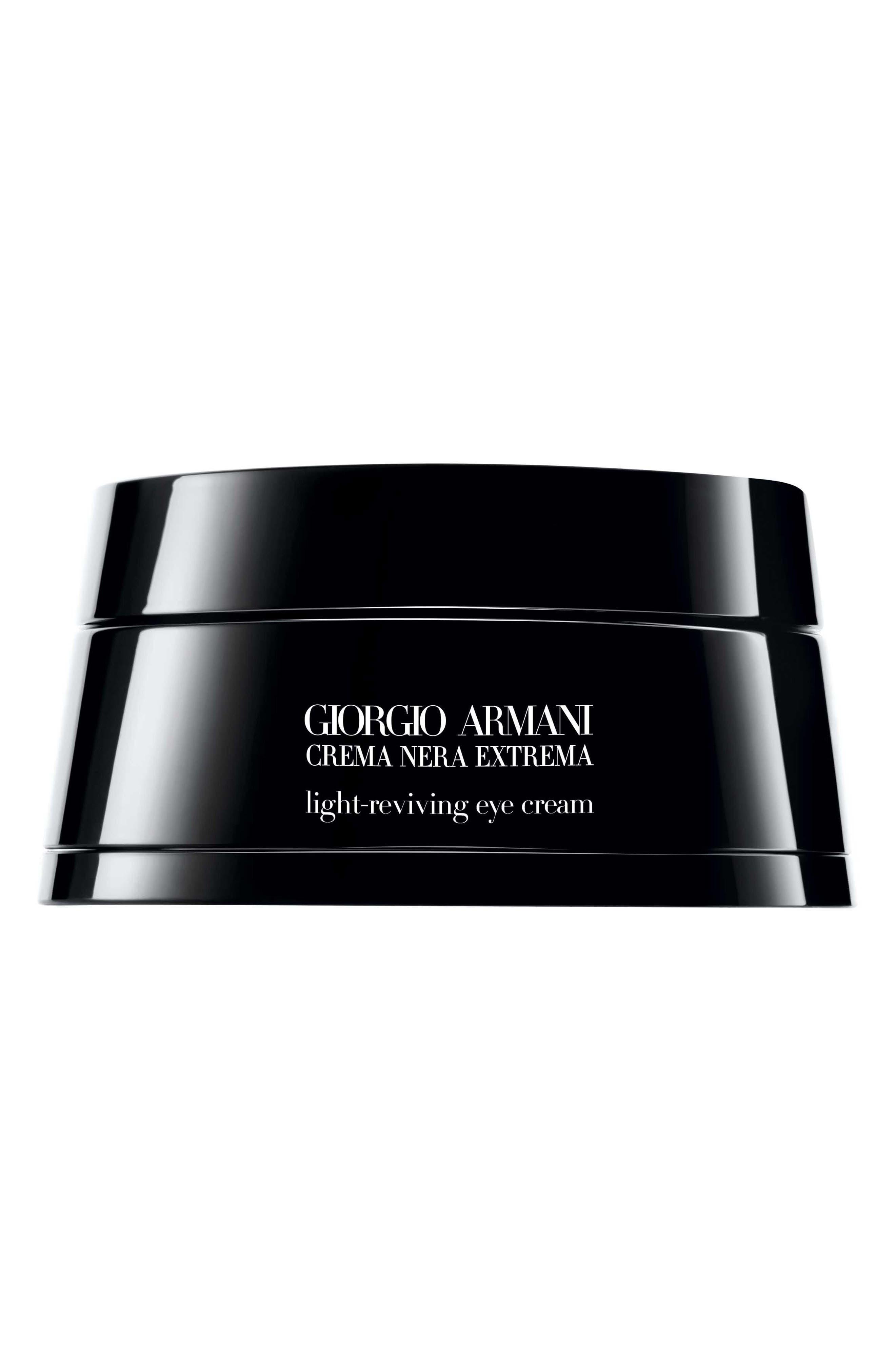 Crema Nera Extrema Light-Reviving Eye Cream,                         Main,                         color, NO COLOR