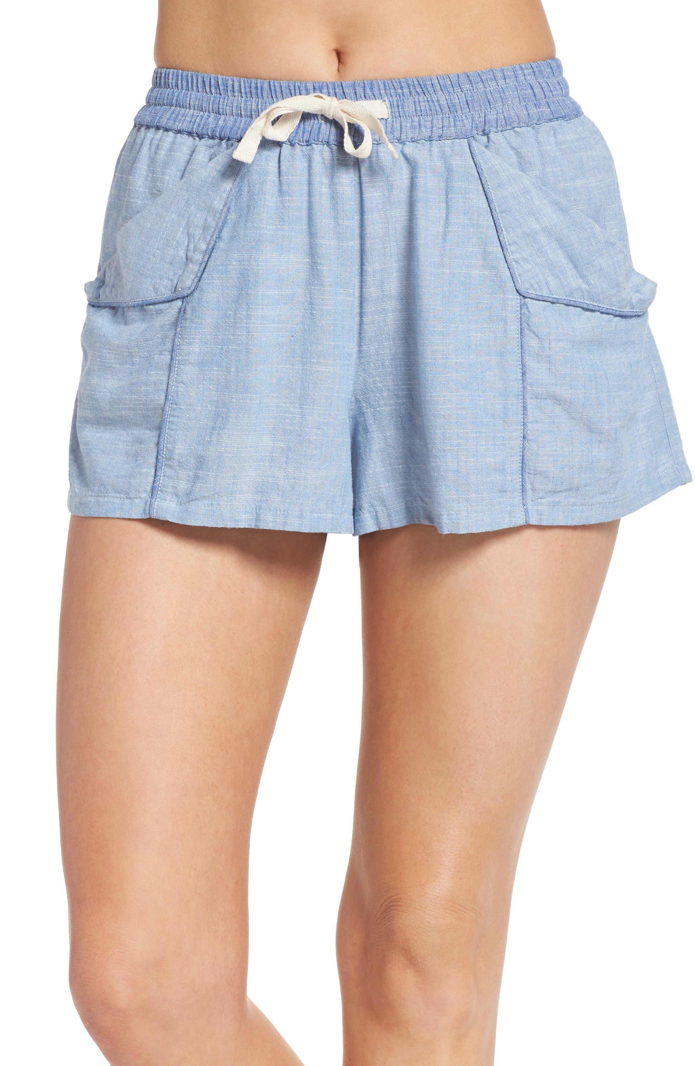 Jude Pajama Shorts,                             Main thumbnail 1, color,                             458