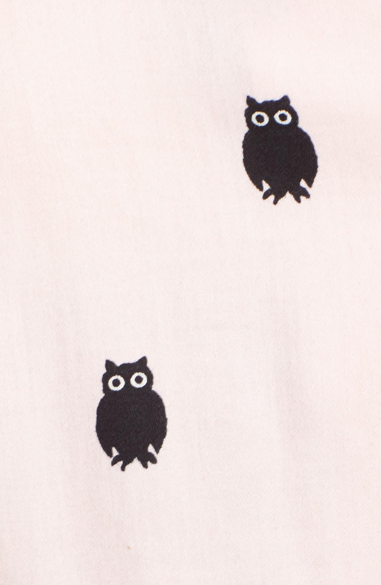 crop pajamas,                             Alternate thumbnail 5, color,                             650
