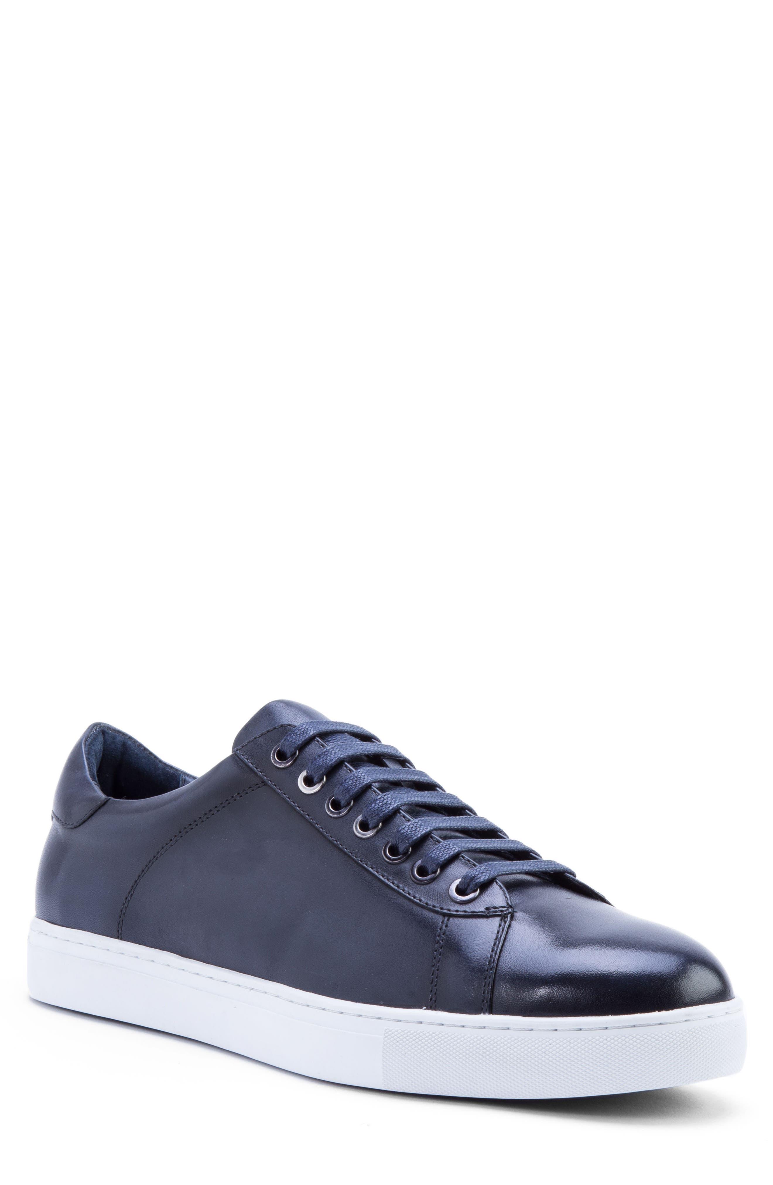 Zanzara Music Low Top Sneaker, Blue