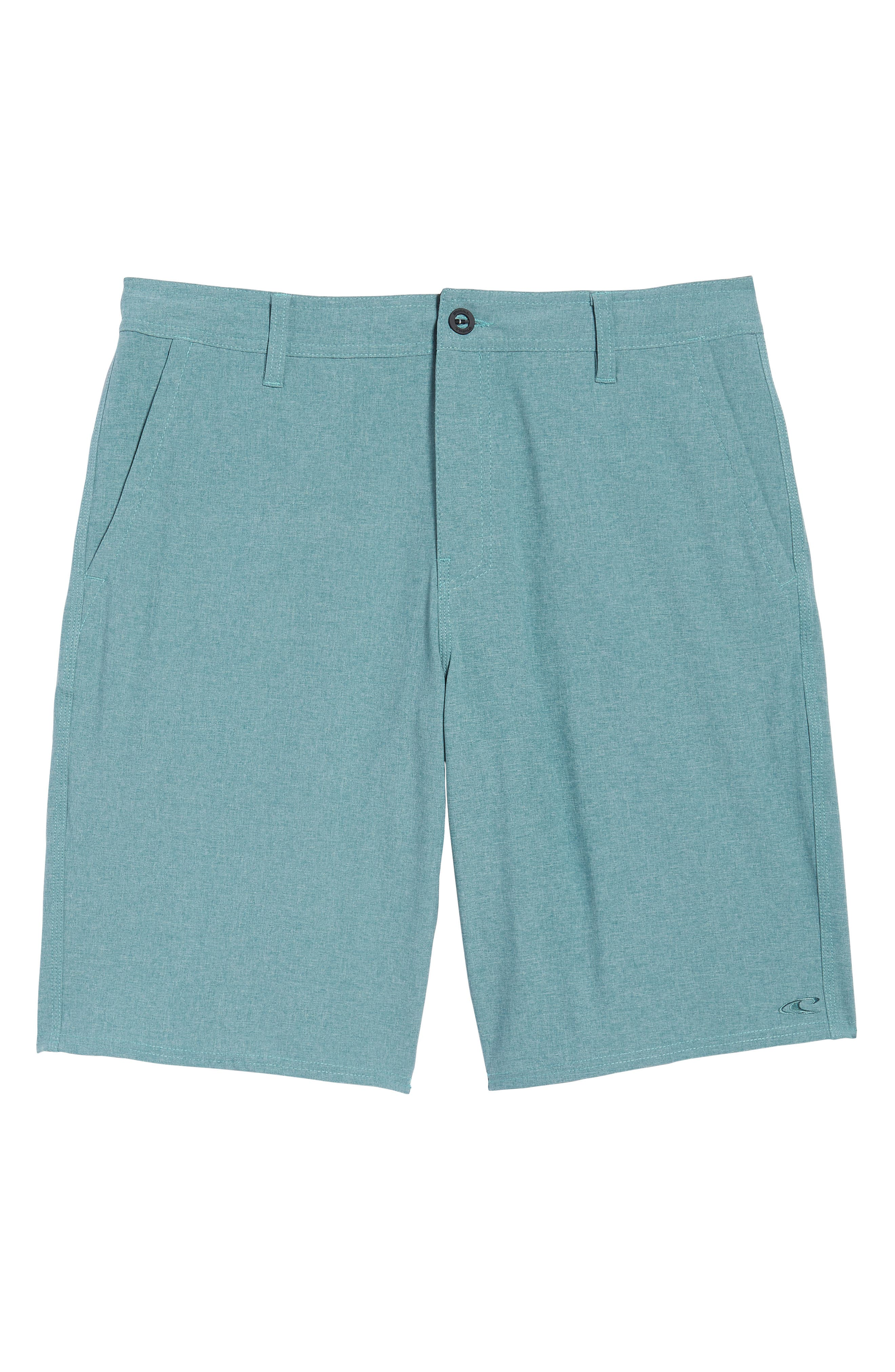 Loaded Heather Hybrid Shorts,                             Alternate thumbnail 6, color,                             300
