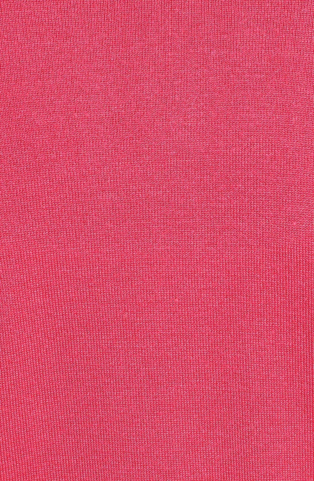 Three Quarter Sleeve Cardigan,                             Alternate thumbnail 229, color,