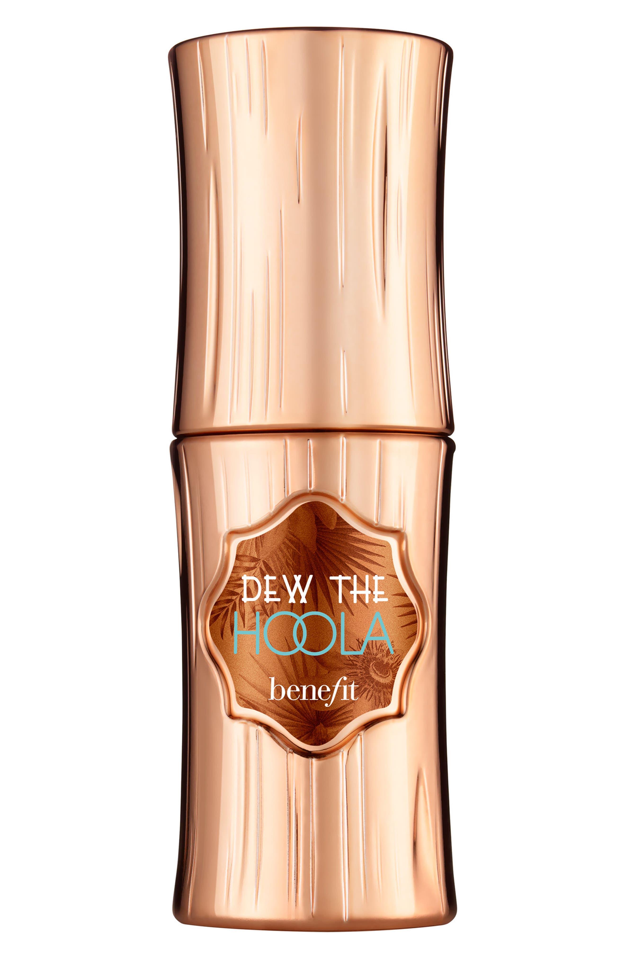 Benefit Dew the Hoola Matte Liquid Bronzer,                             Main thumbnail 1, color,                             BRONZE