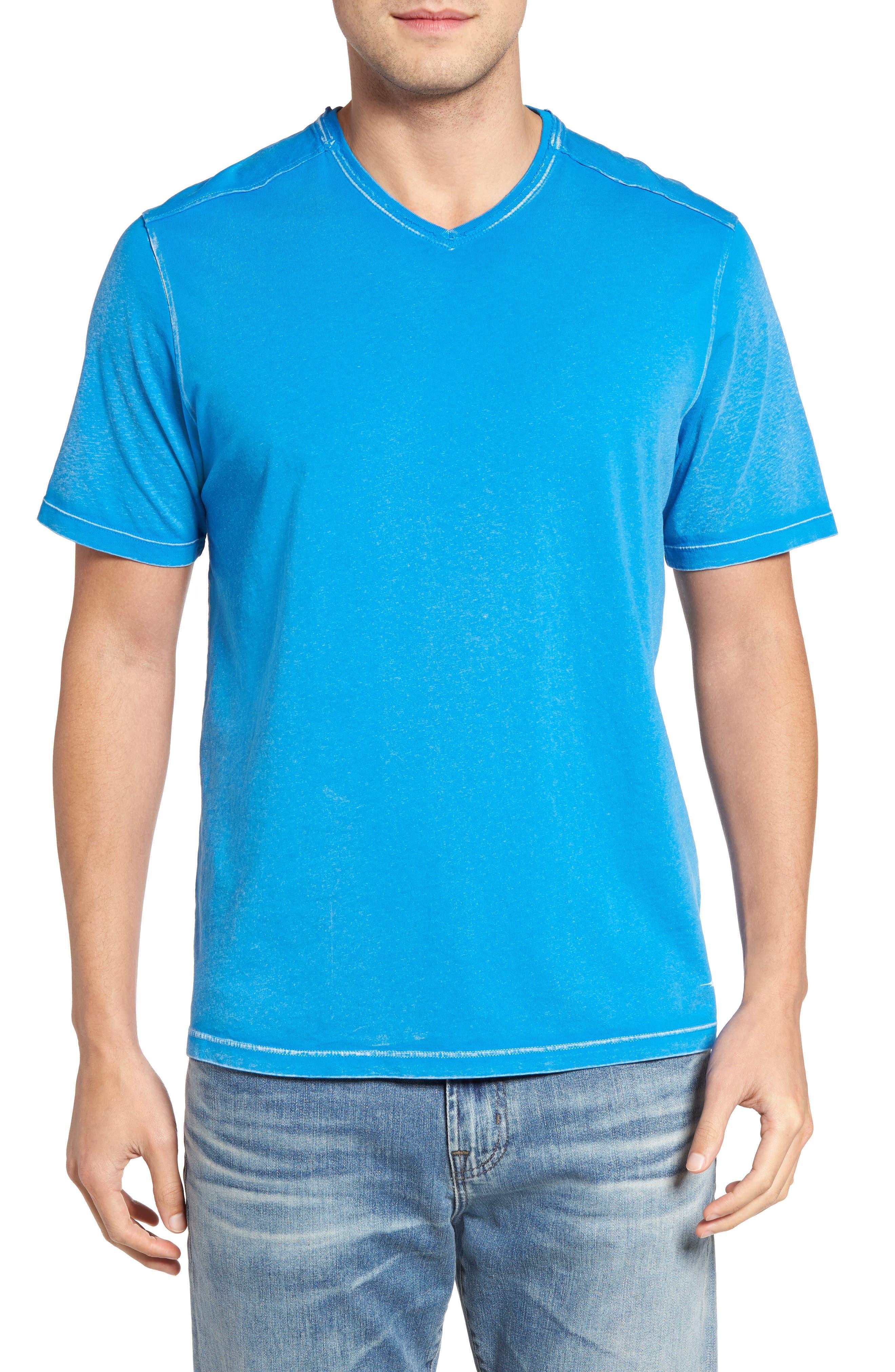 'Kahuna' V-Neck T-Shirt,                             Main thumbnail 11, color,
