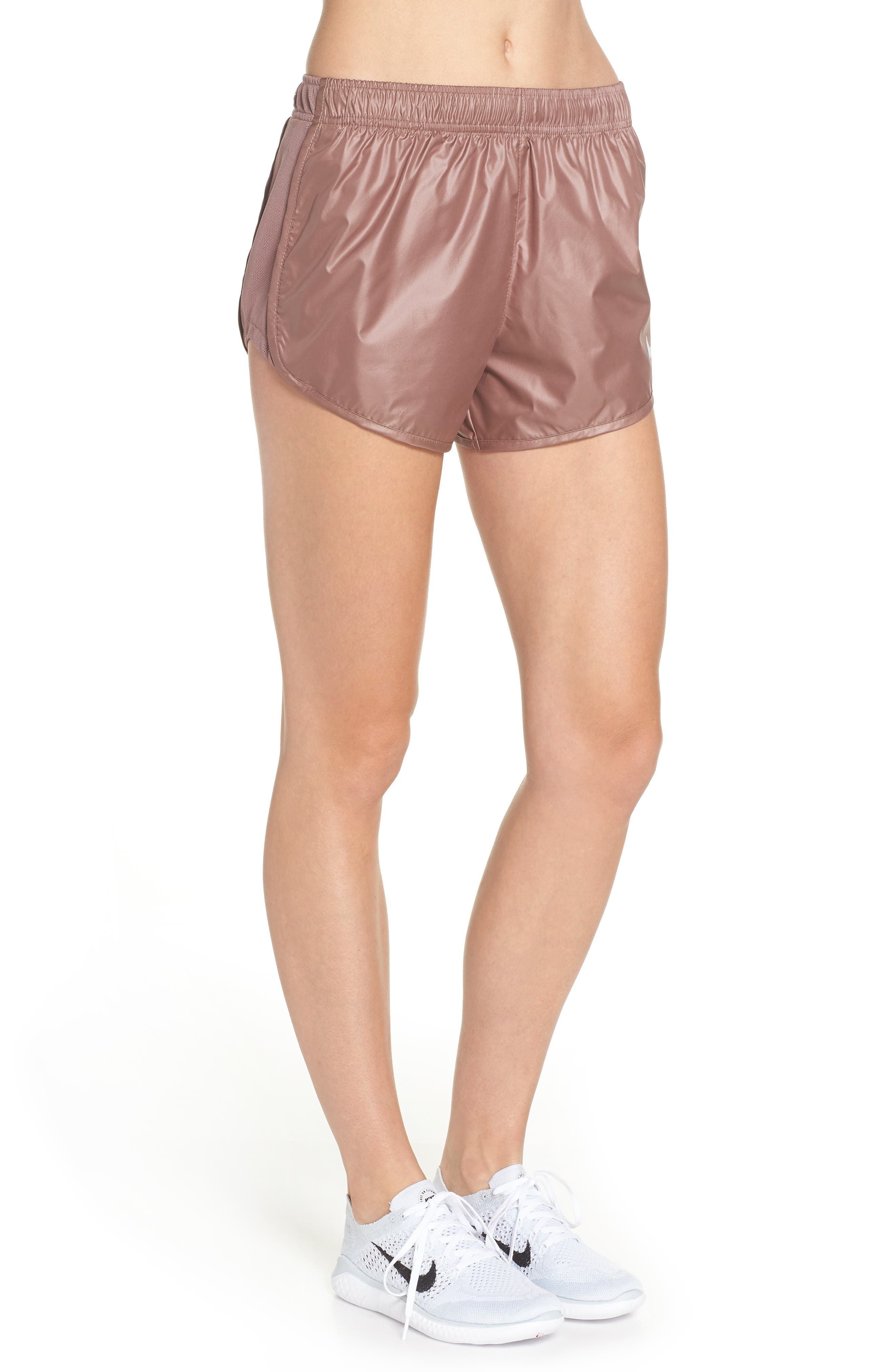 Tempo Running Shorts,                             Alternate thumbnail 3, color,                             SMOKEY MAUVE