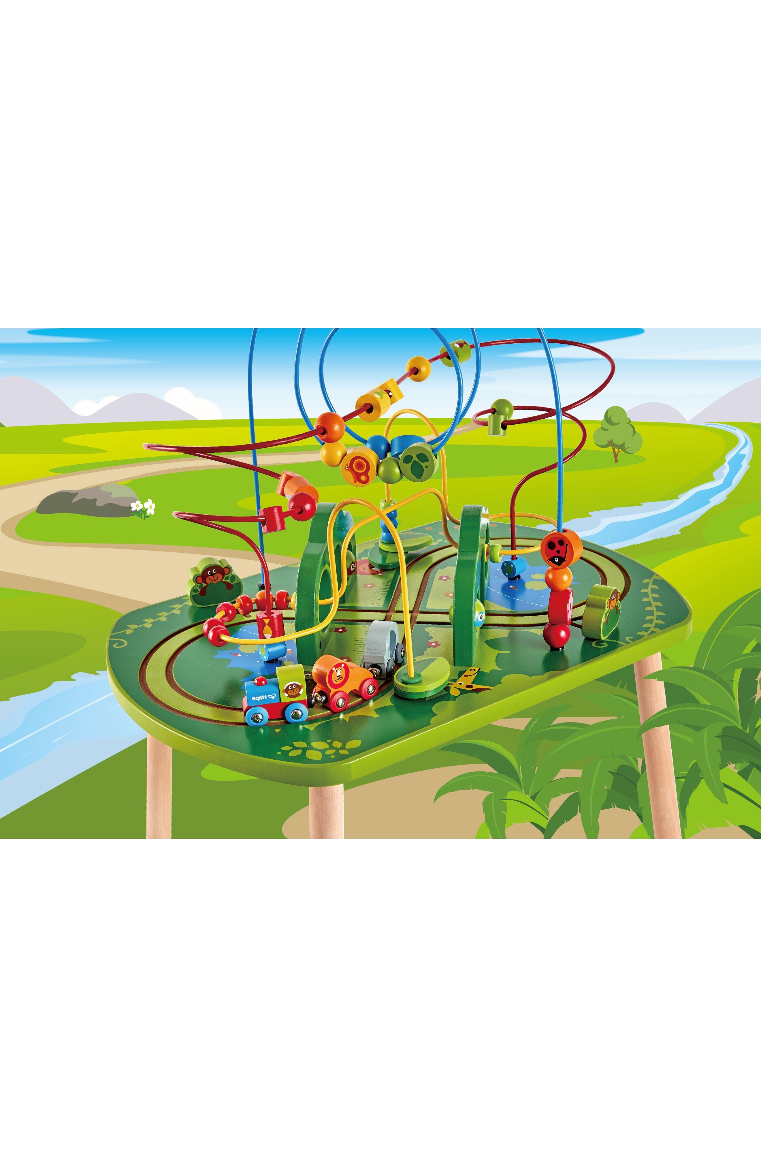 Jungle Play & Train Activity Table,                             Alternate thumbnail 2, color,                             600