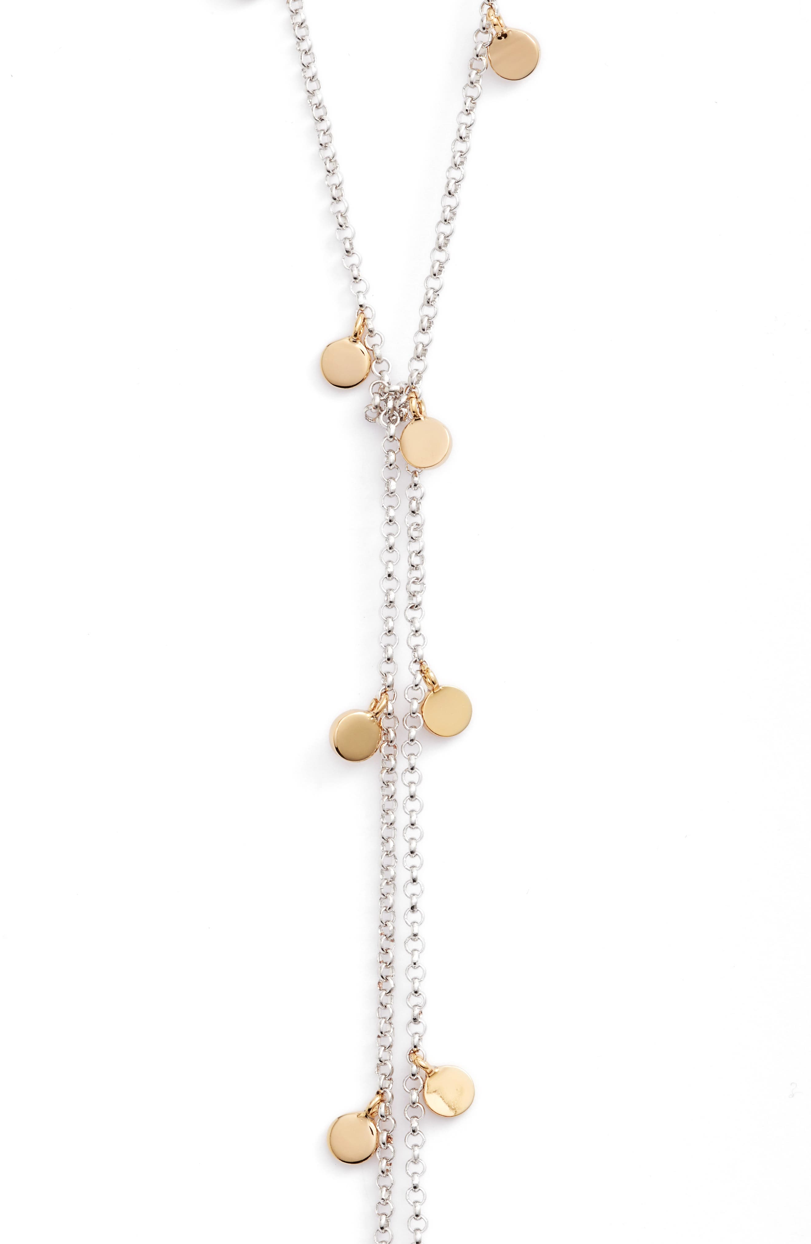 Marlin Lariat Necklace,                             Alternate thumbnail 2, color,                             040