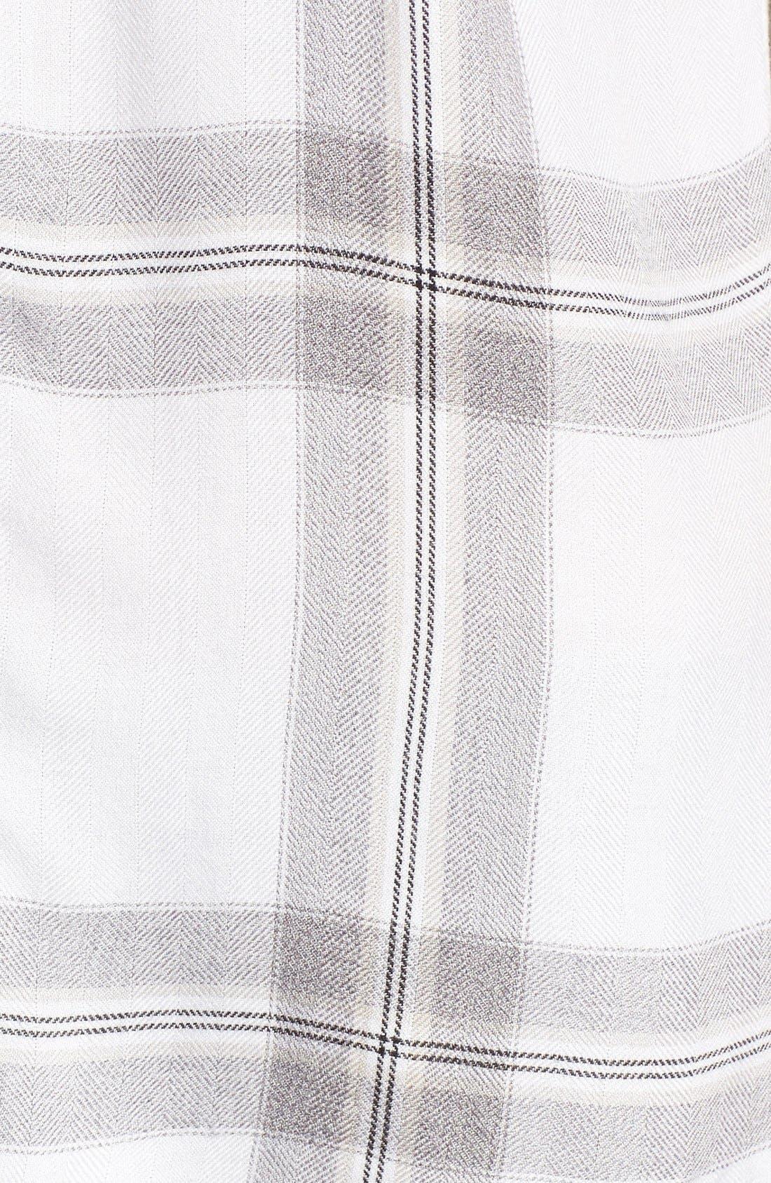 Hunter Plaid Shirt,                             Alternate thumbnail 642, color,