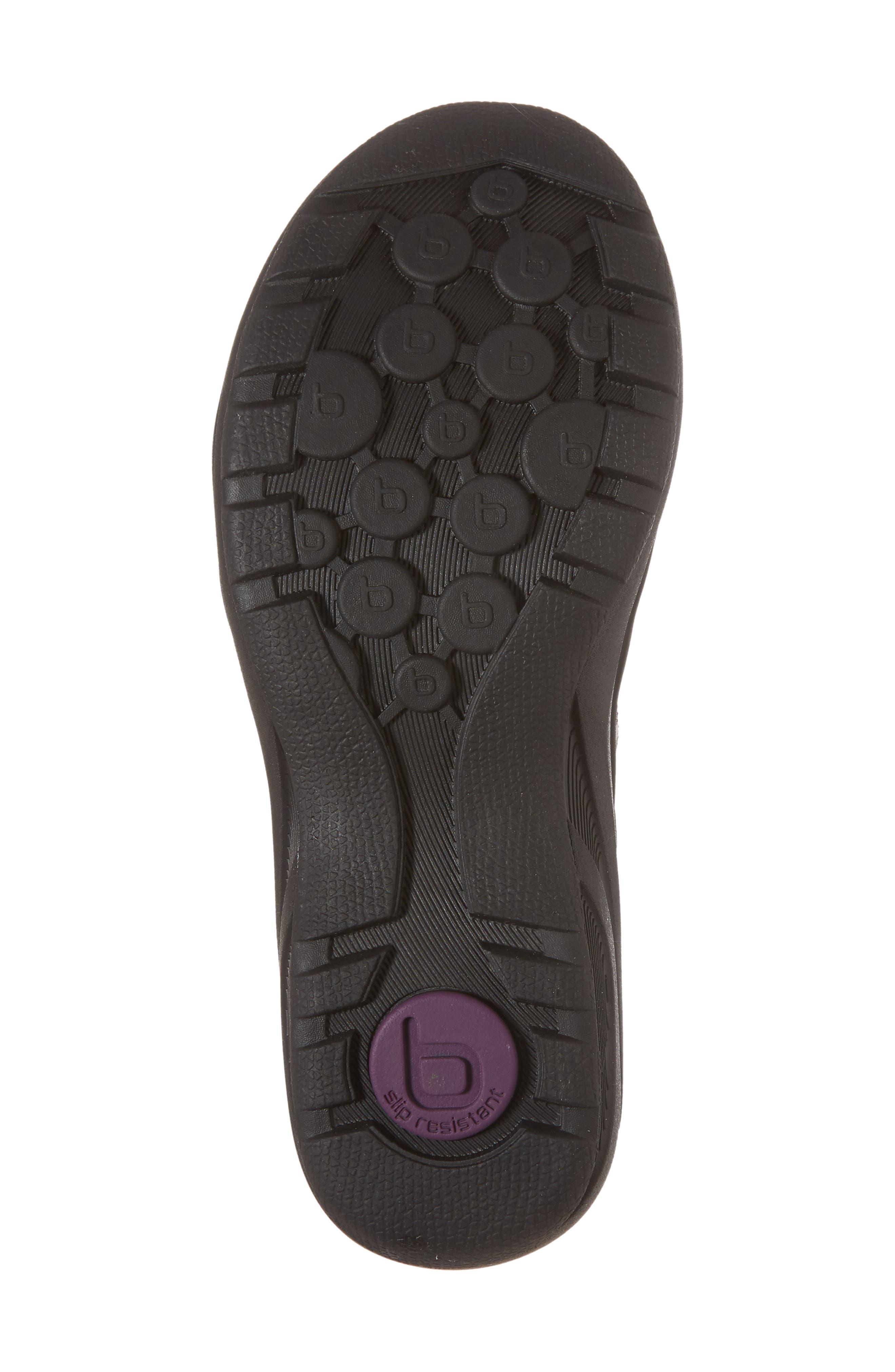 Malabar Sport Sandal,                             Alternate thumbnail 6, color,                             BLACK LEATHER