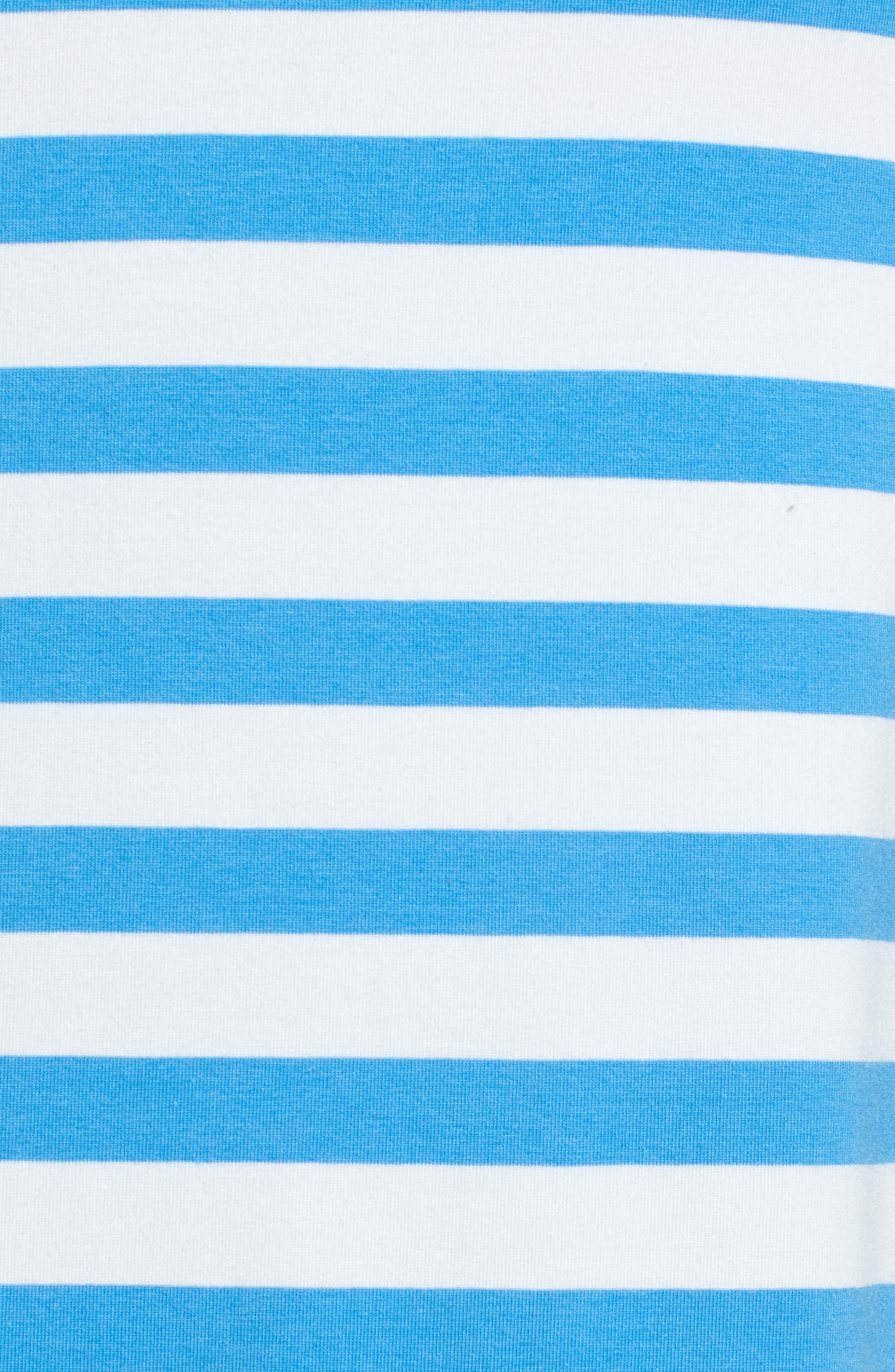 Striped Maxi Tank Dress,                             Alternate thumbnail 6, color,
