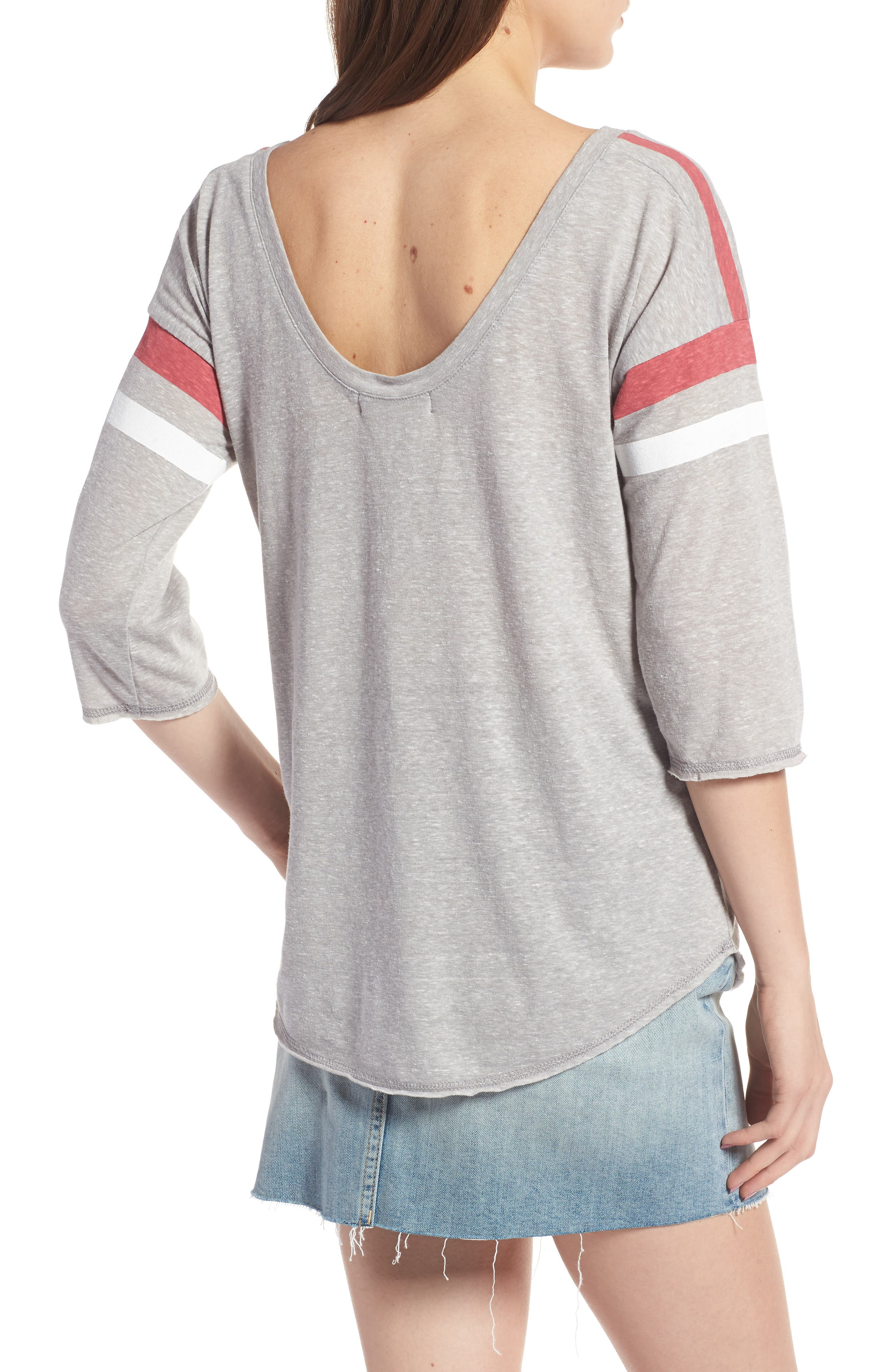 Sporty Tee,                             Alternate thumbnail 2, color,                             050