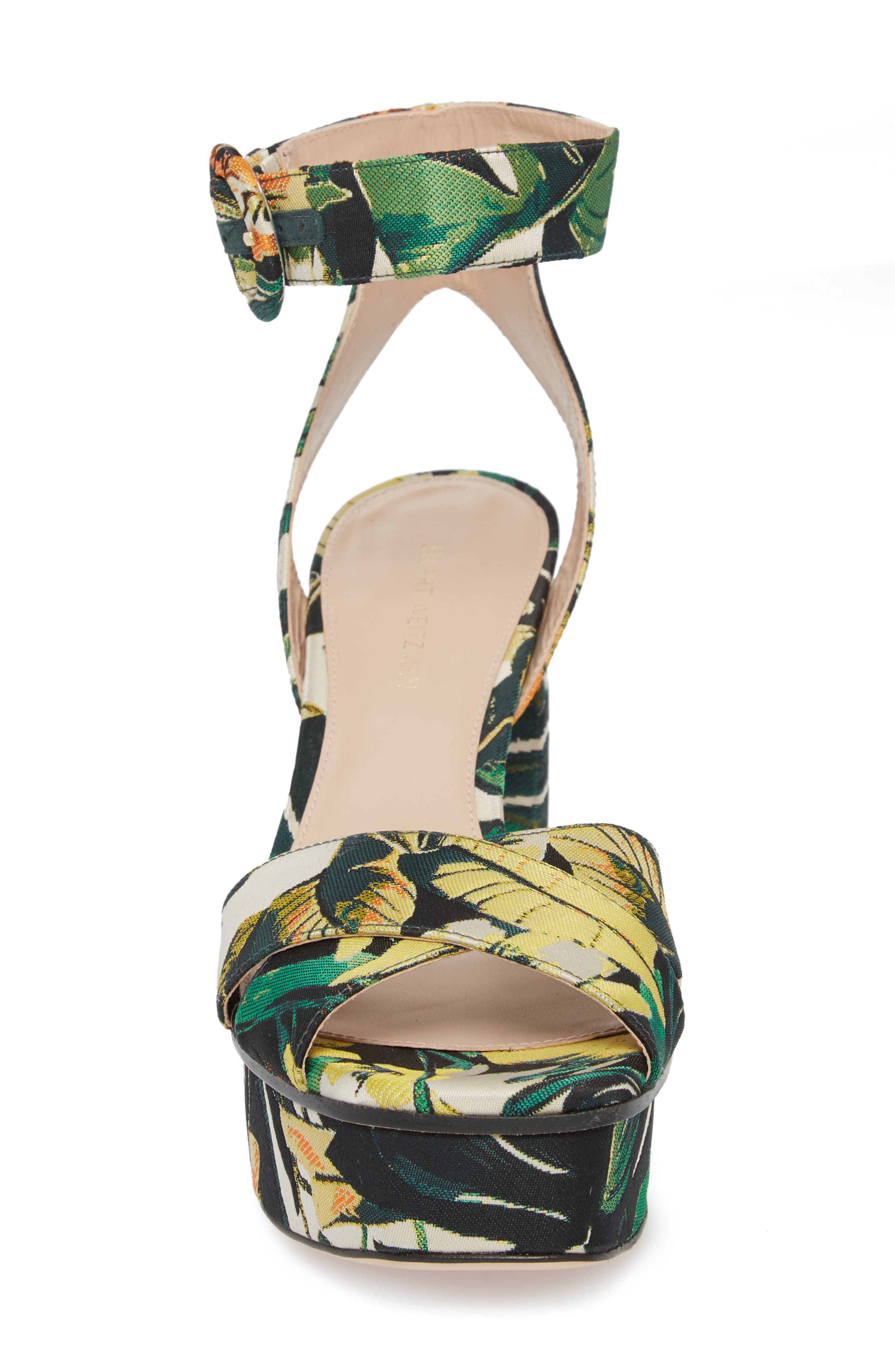 Carmina Ankle Strap Platform Sandal,                             Alternate thumbnail 16, color,