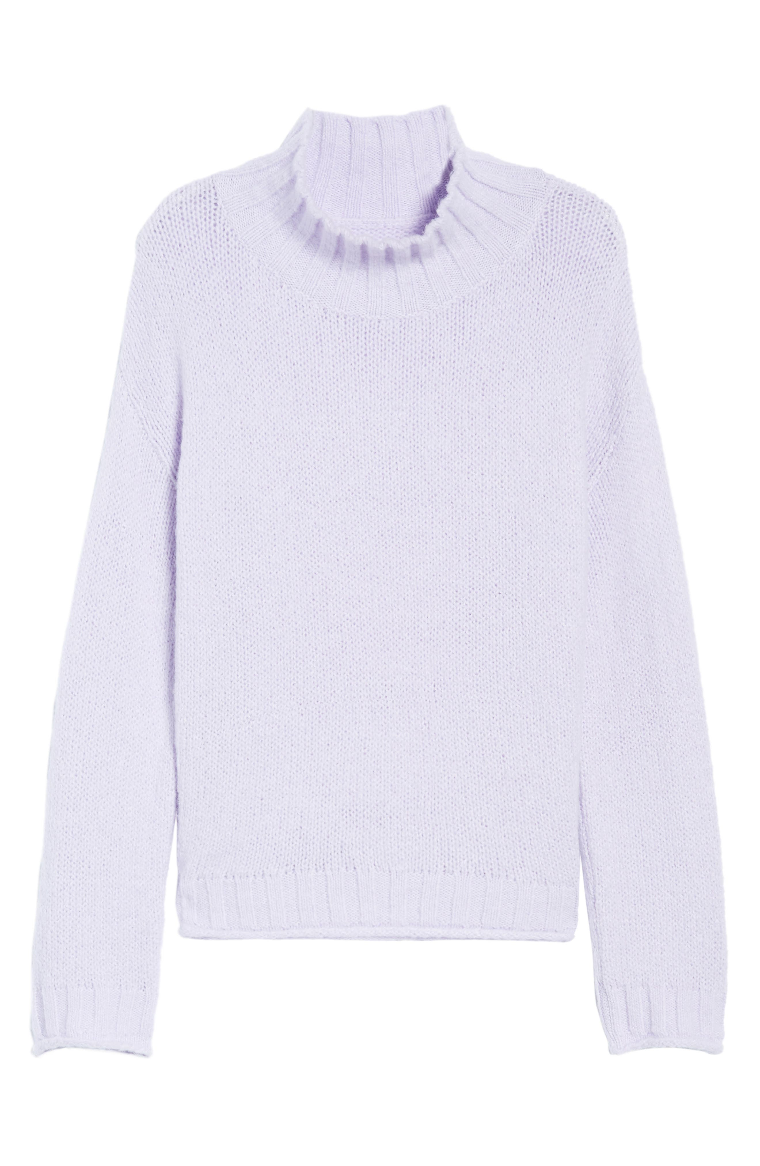 Cozy Mock Neck Sweater,                             Alternate thumbnail 37, color,