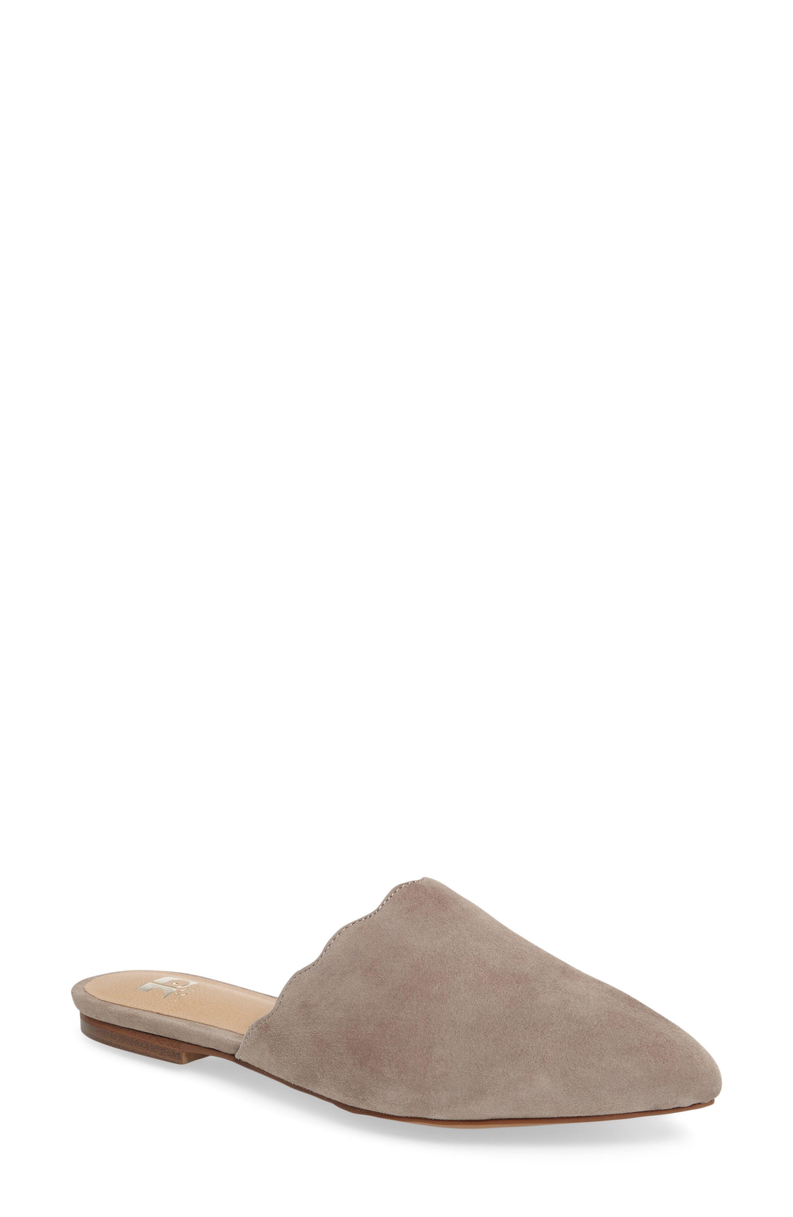Harper Genuine Calf Hair Mule,                             Main thumbnail 7, color,