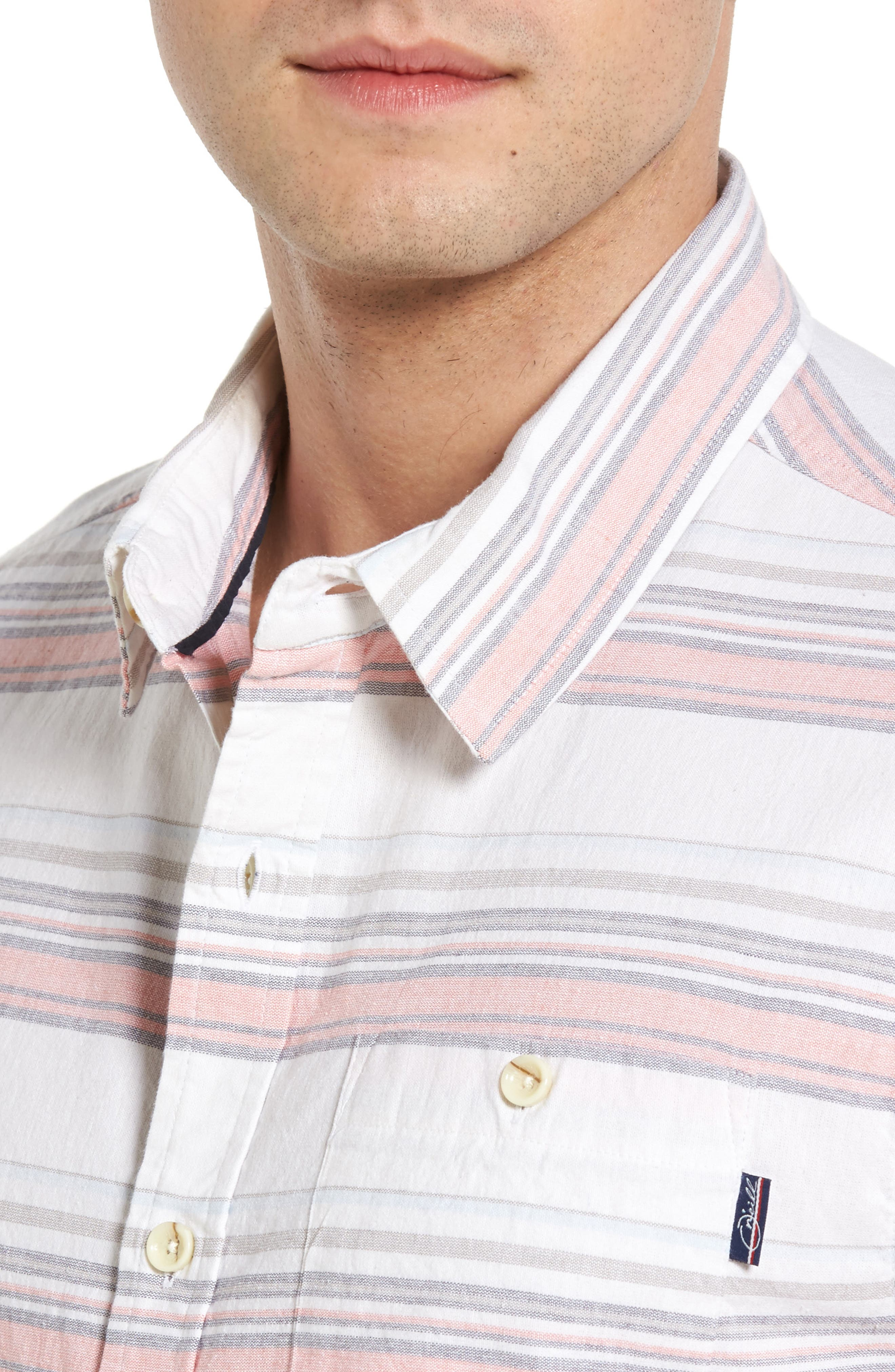 Pura Vida Sport Shirt,                             Alternate thumbnail 4, color,                             109