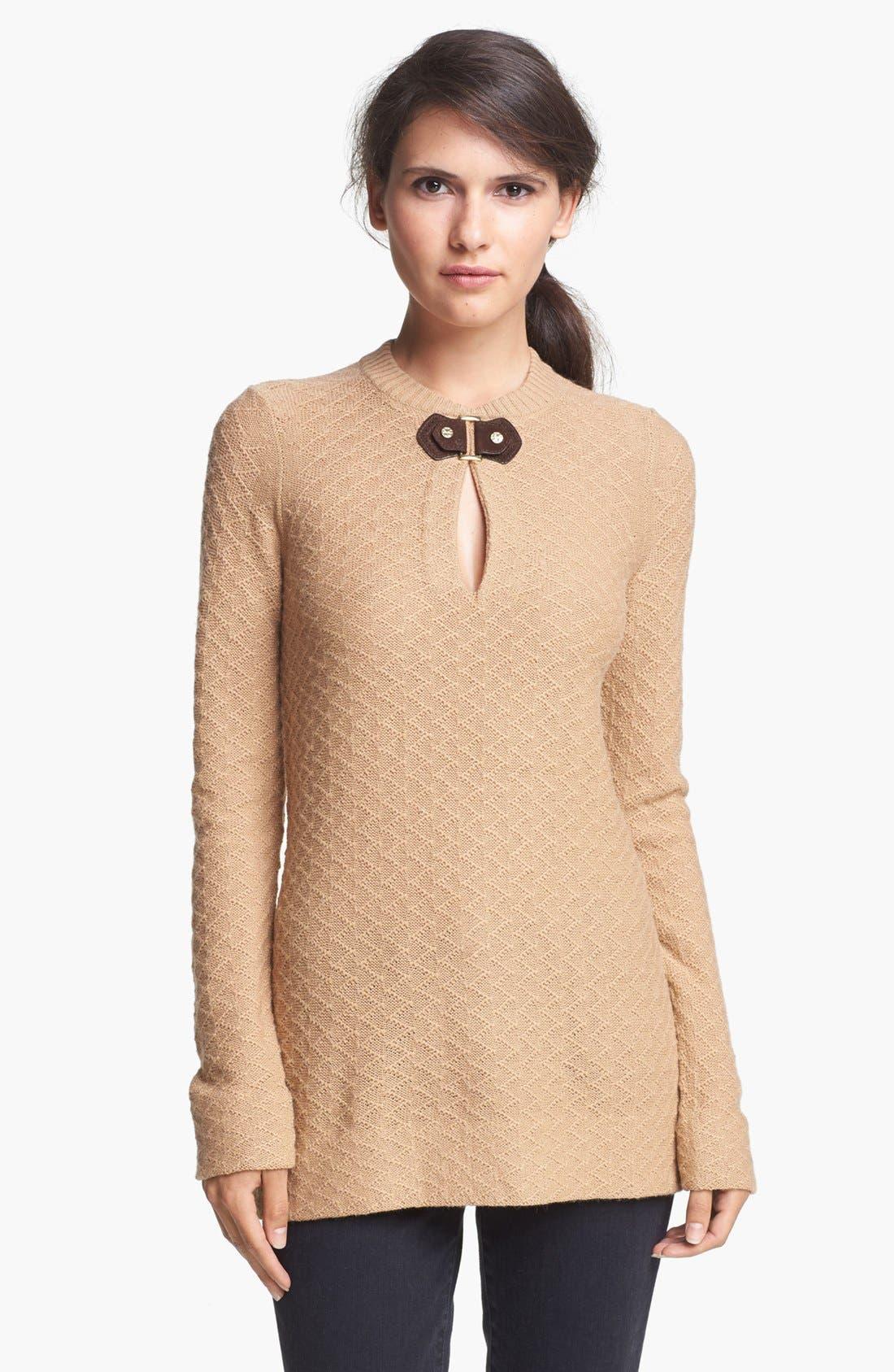 'Mim' Tunic Sweater,                             Main thumbnail 1, color,                             258