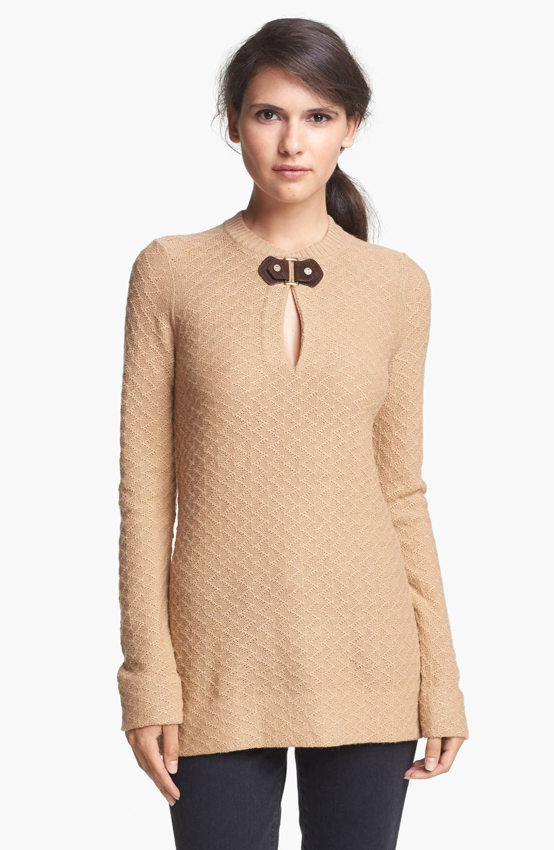 'Mim' Tunic Sweater, Main, color, 258