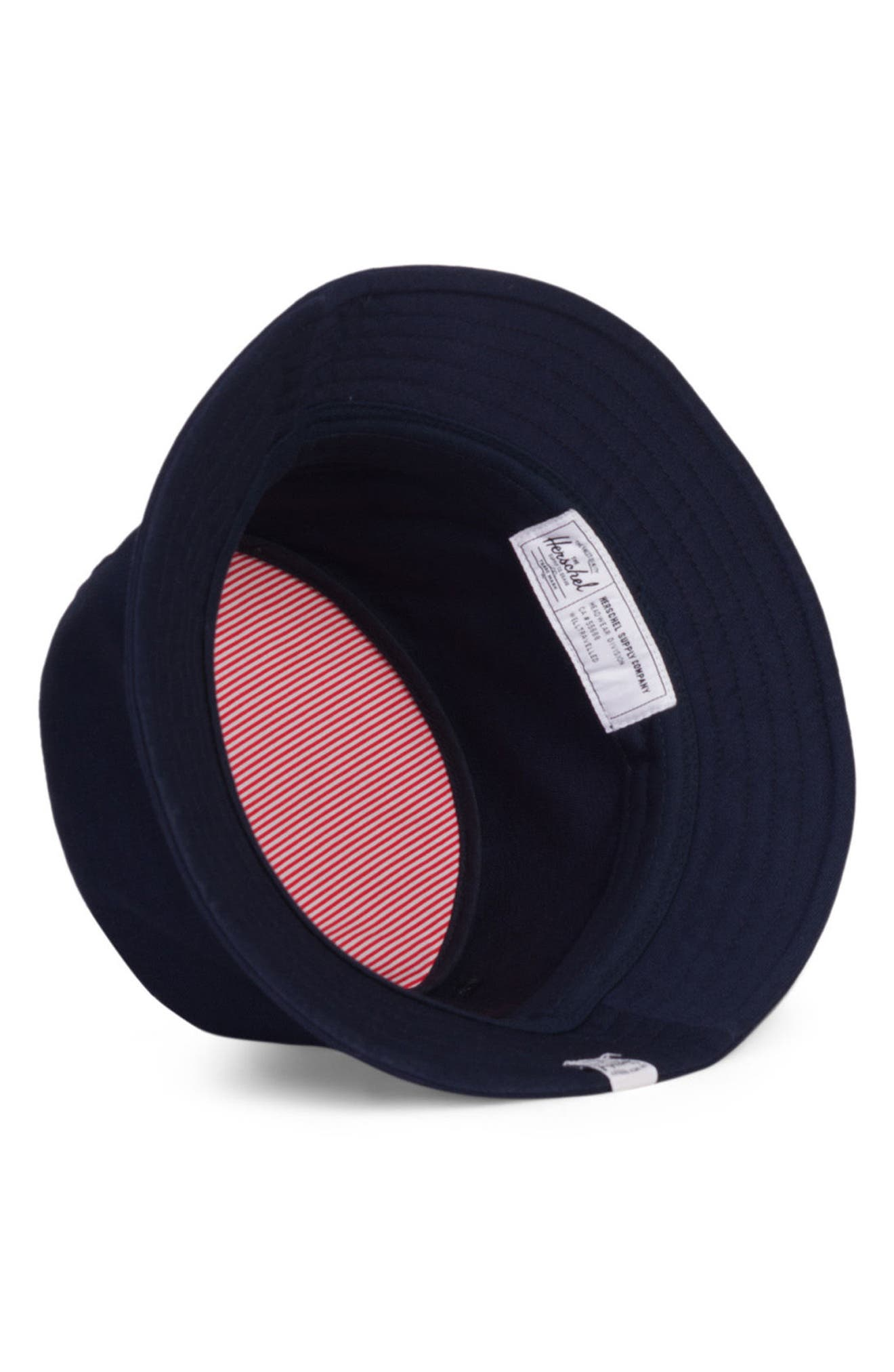 Two-Tone Lake Bucket Hat,                             Alternate thumbnail 3, color,