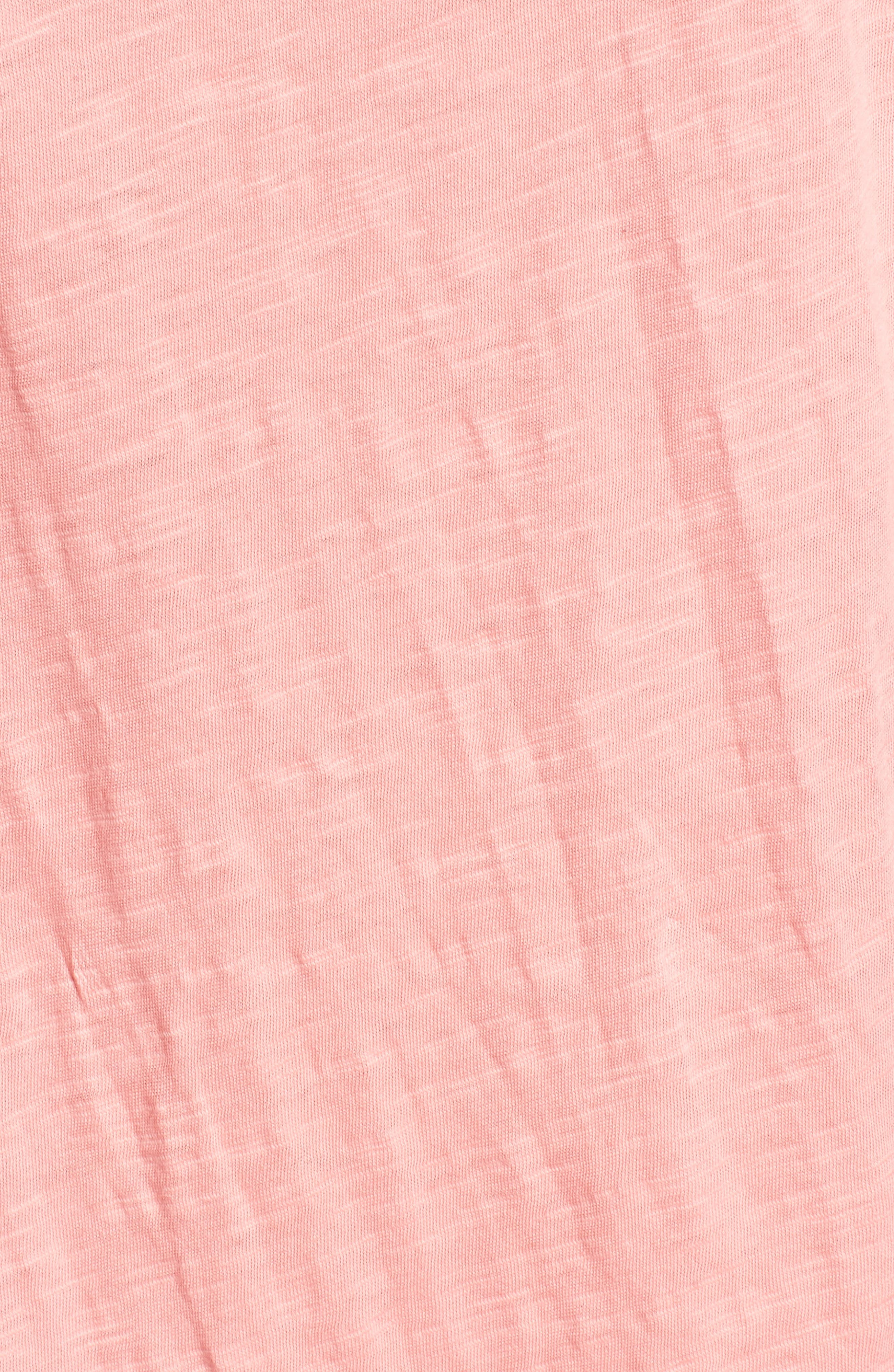 Flounce Short Sleeve Tee,                             Alternate thumbnail 15, color,