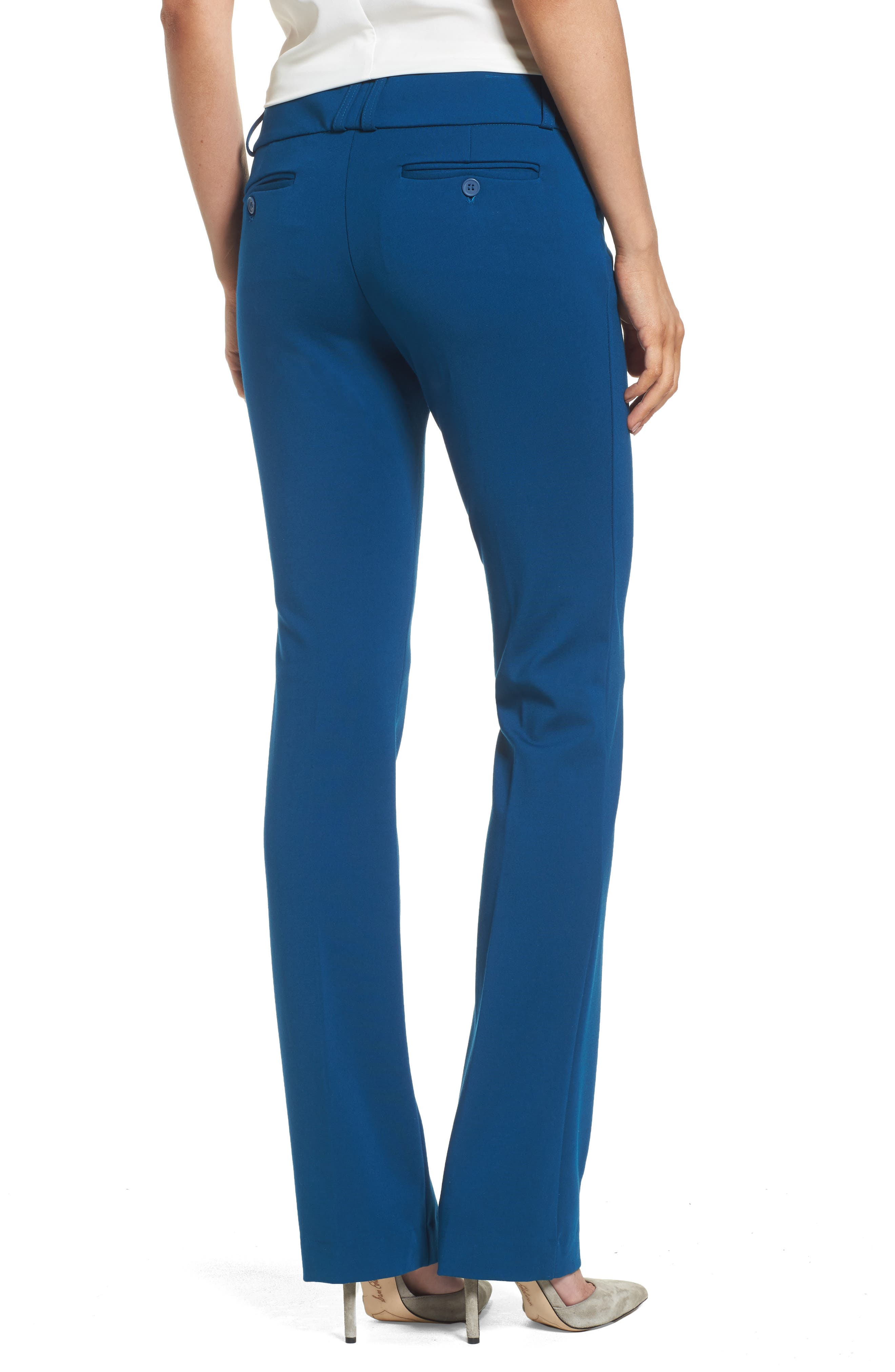 Jane Brown Trousers,                             Alternate thumbnail 2, color,                             NEW NAVY