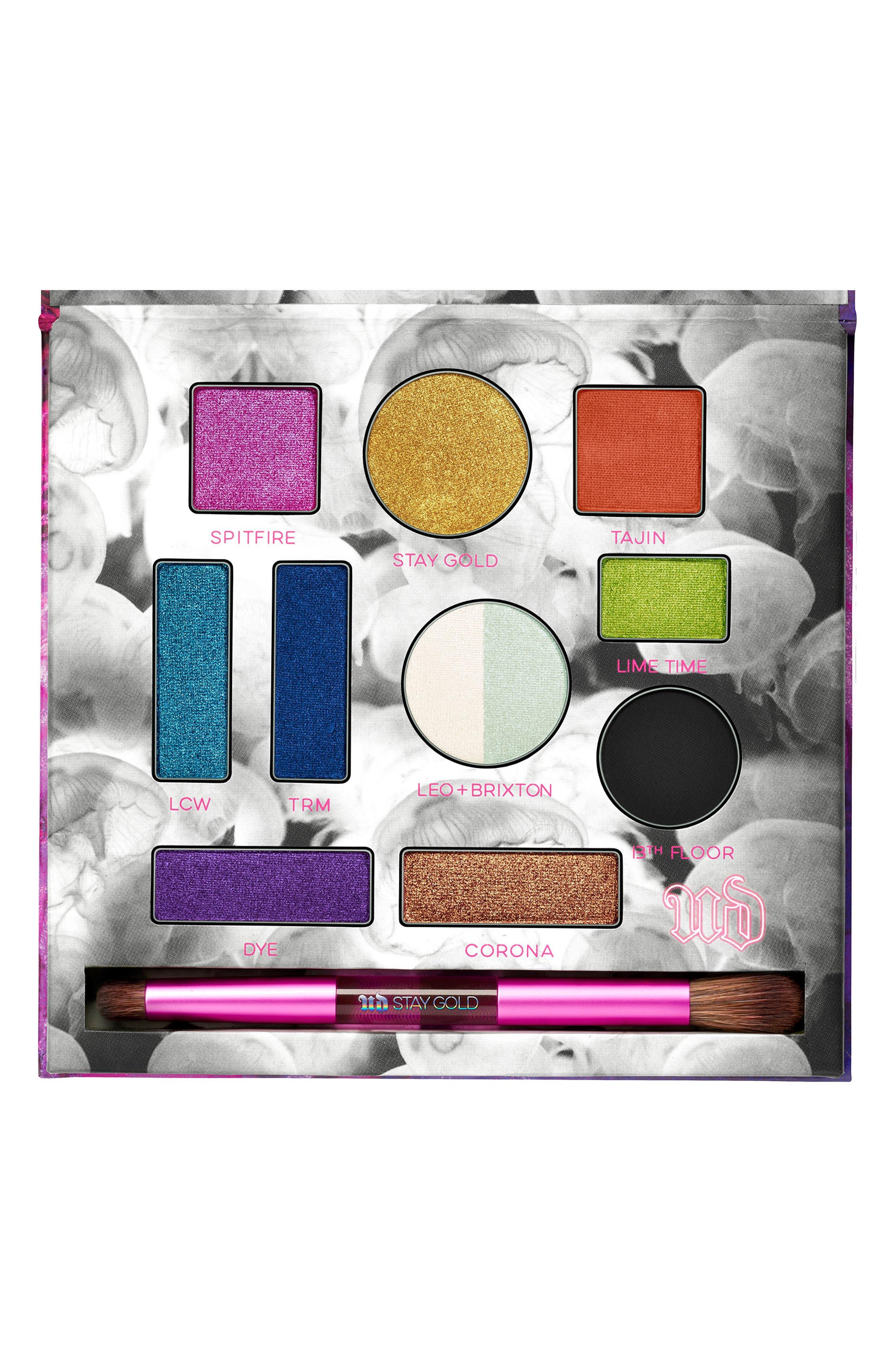 UD x Kristen Leanne Kaleidoscope Dream Eyeshadow Palette, Main, color, 960