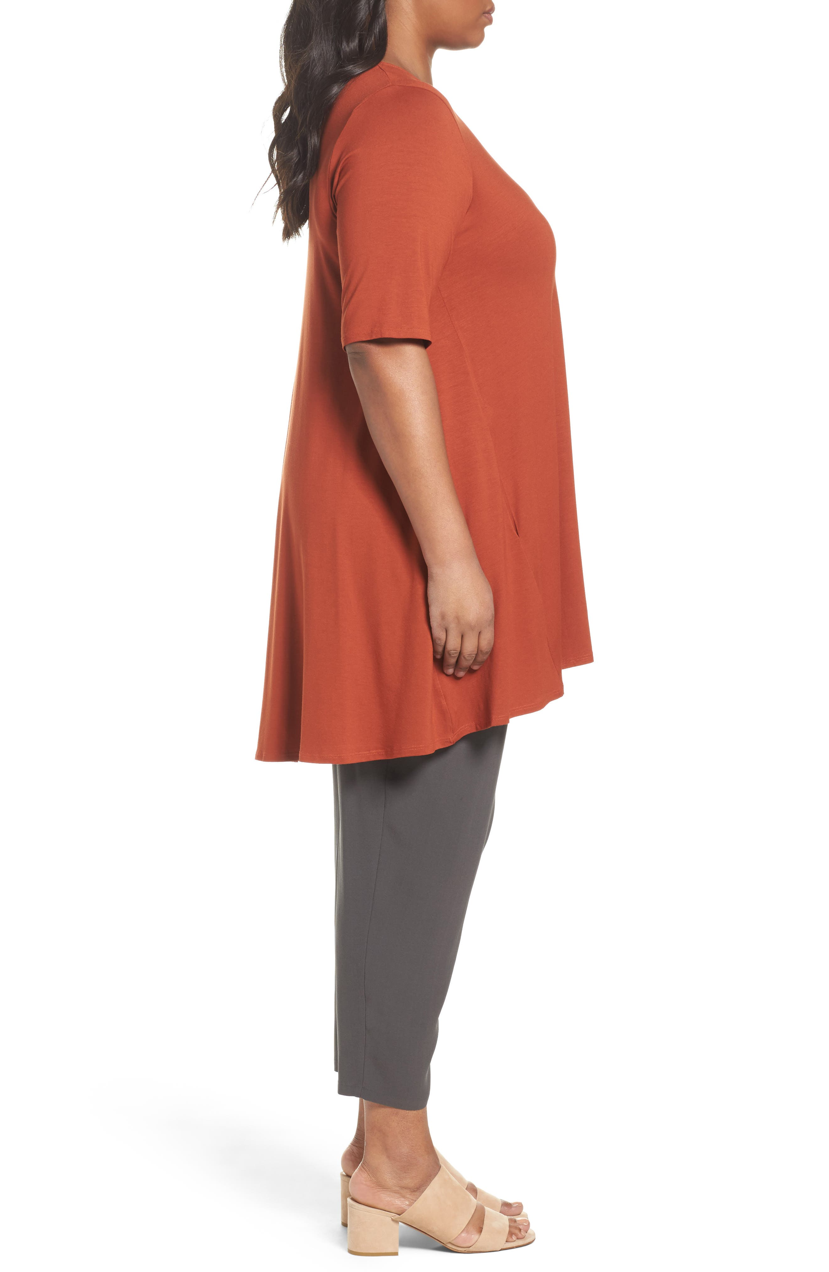 Jersey Tunic,                             Alternate thumbnail 12, color,