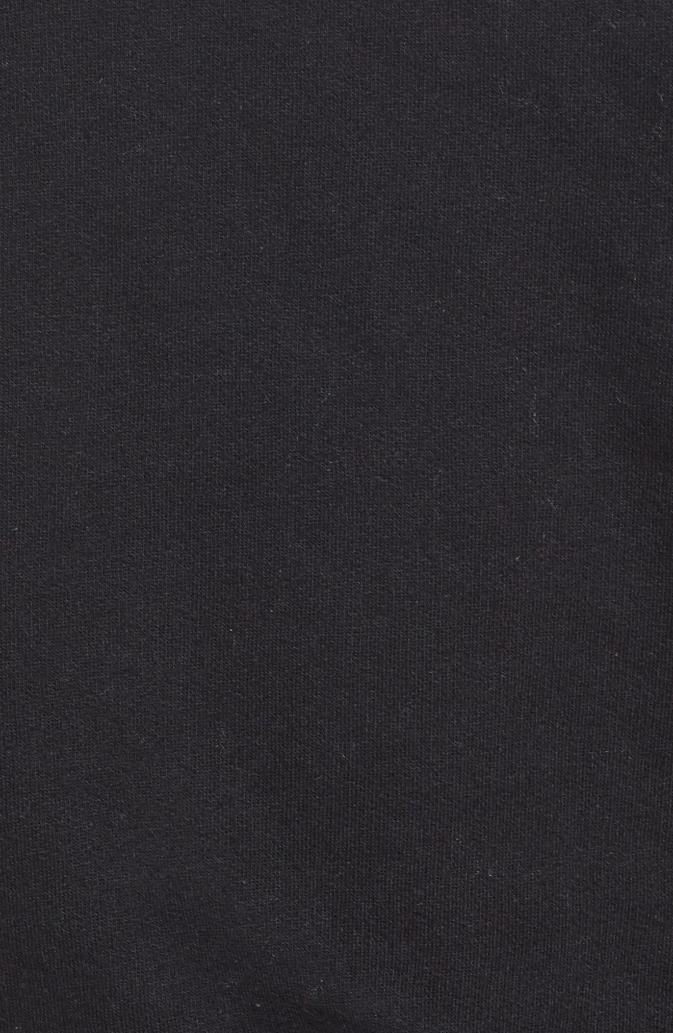 Blonde Crewneck Sweatshirt,                             Alternate thumbnail 5, color,                             001