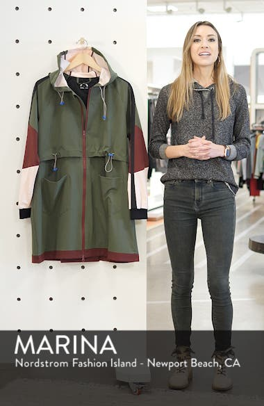 Saratoga Water-Resistant Jacket, sales video thumbnail