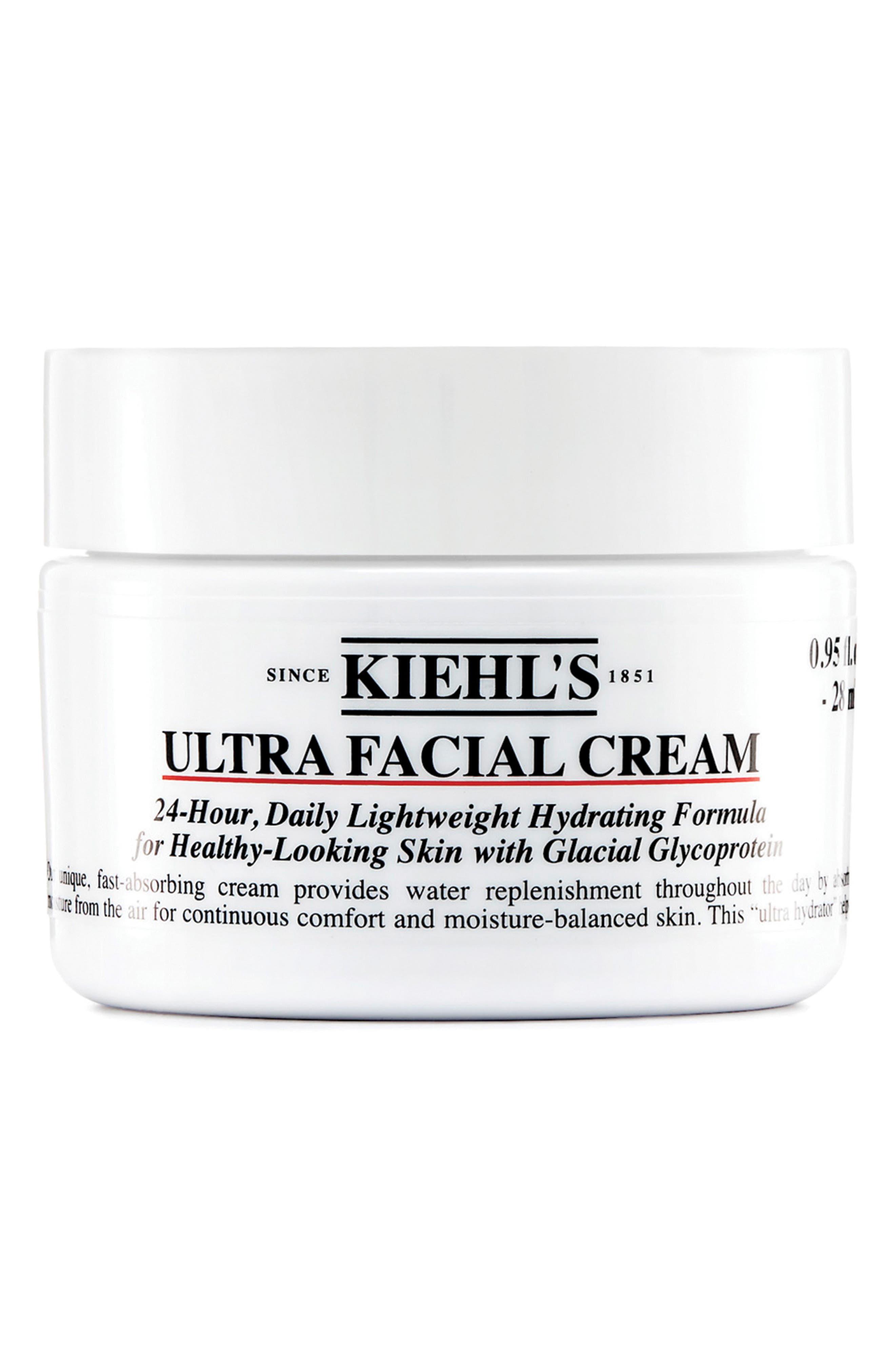 KIEHL'S SINCE 1851,                             Ultra Facial Cream,                             Alternate thumbnail 4, color,                             NO COLOR