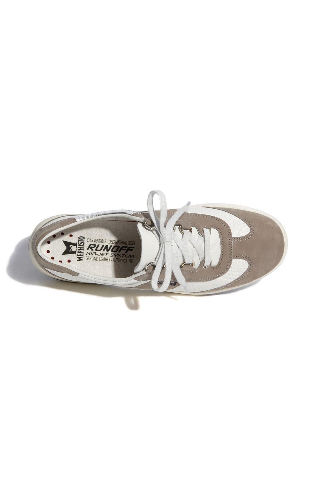 Laser Perforated Walking Shoe,                             Alternate thumbnail 14, color,