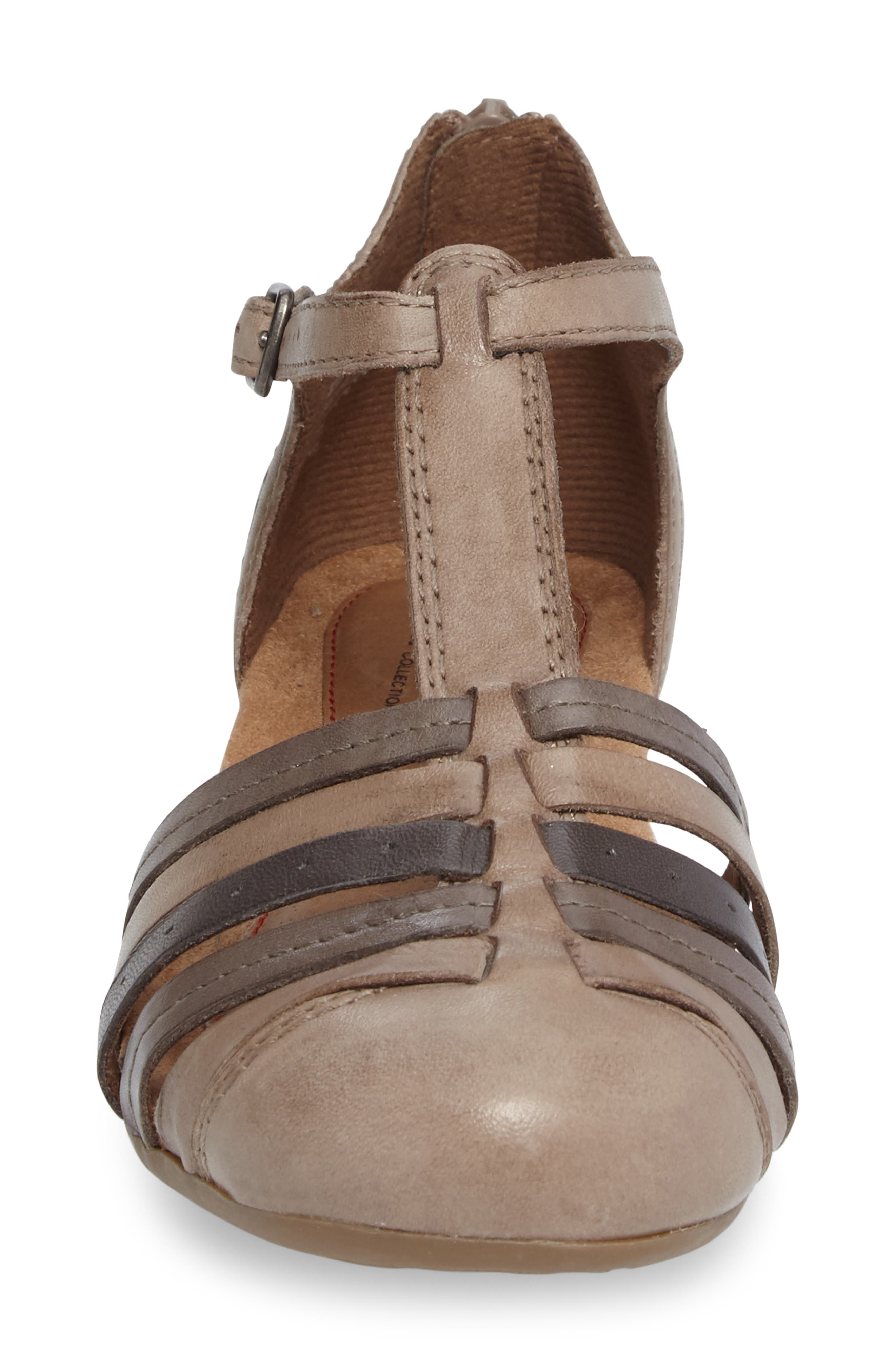 Galway T-Strap Sandal,                             Alternate thumbnail 19, color,