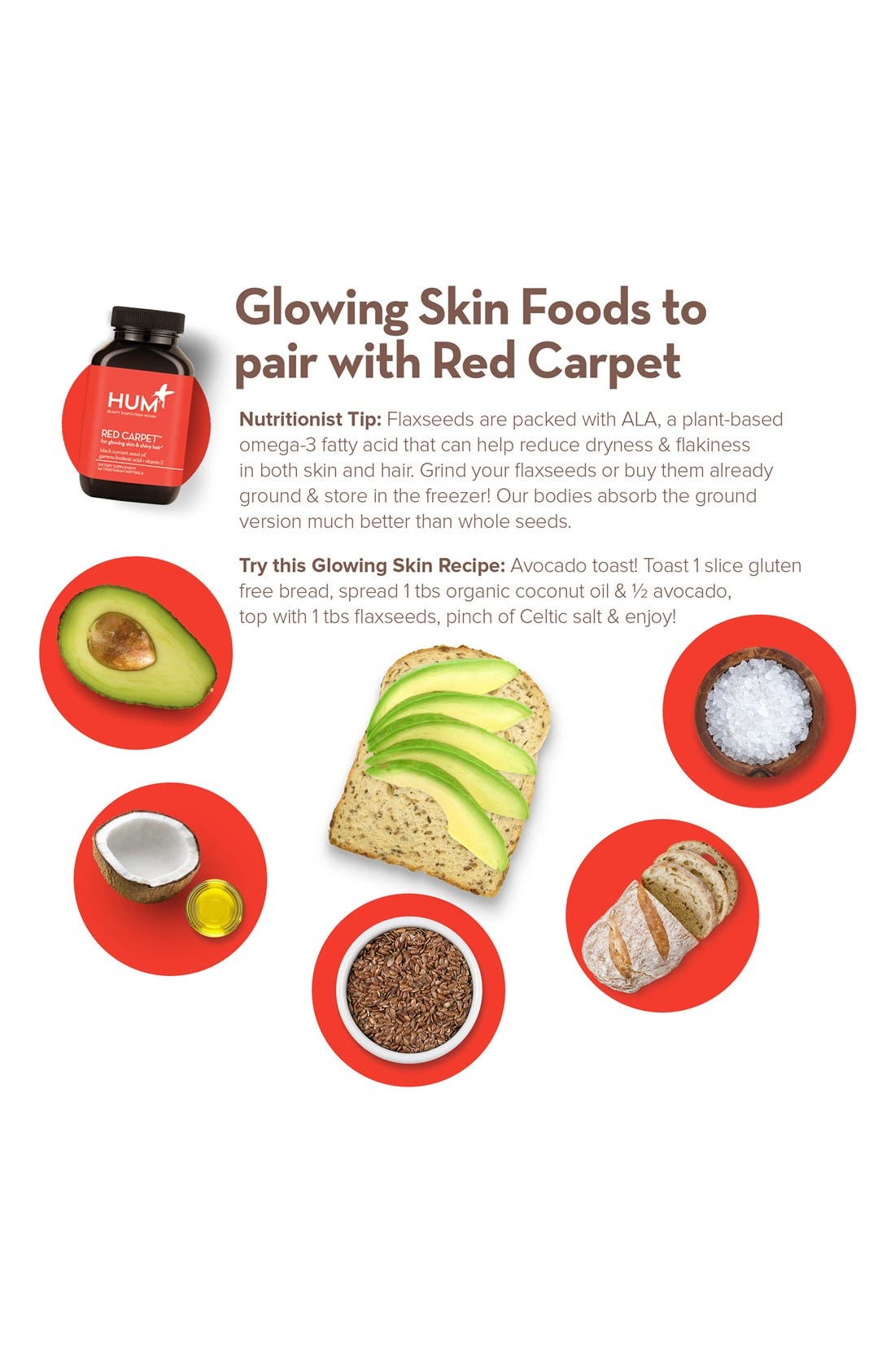 Red Carpet<sup>®</sup> Skin Hydration Supplement,                             Alternate thumbnail 7, color,                             NO COLOR