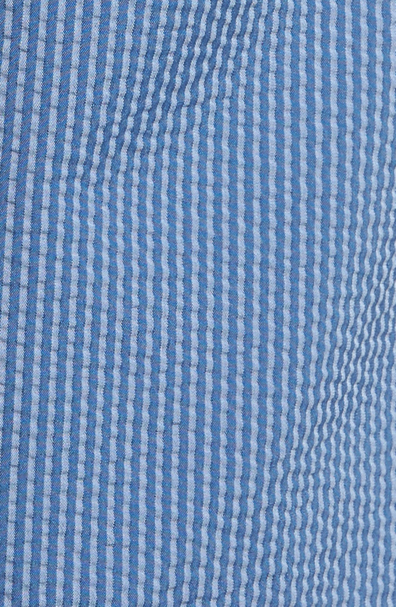 Seersucker Shorts,                             Alternate thumbnail 5, color,                             425