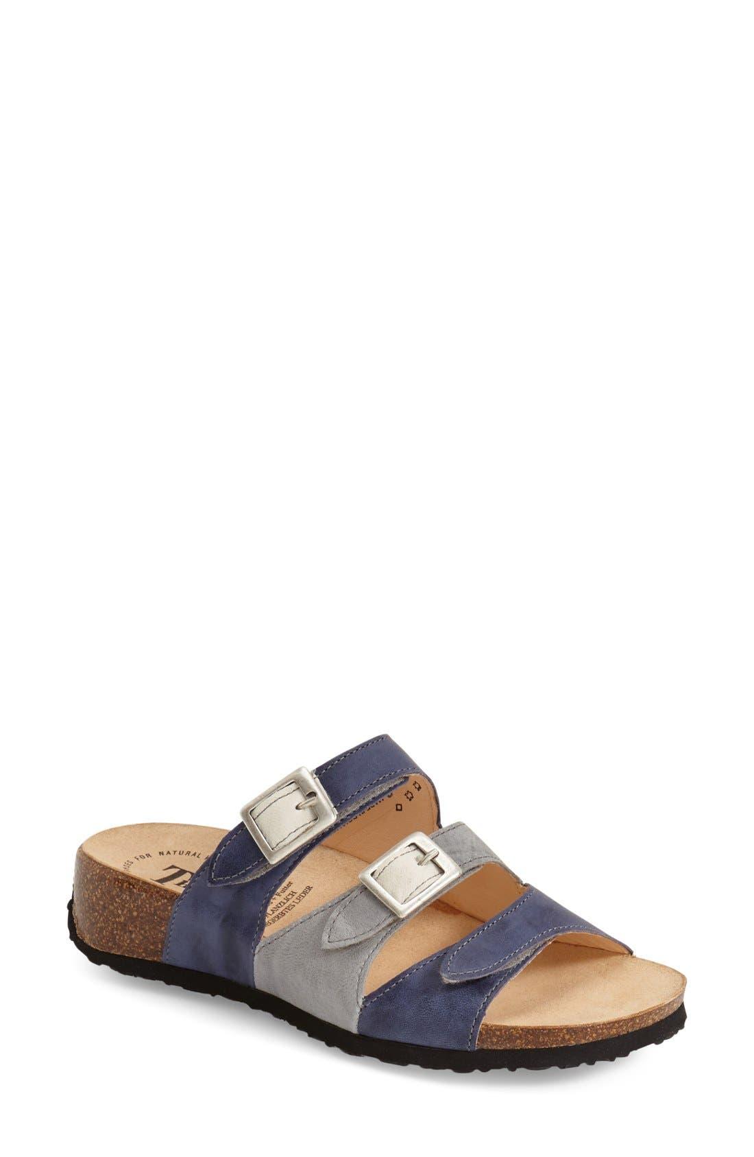 'Mizzi' Sandal,                             Main thumbnail 3, color,