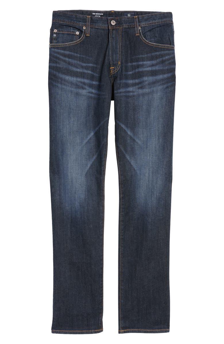 badc6200dbc AG Graduate Slim Straight Leg Jeans (Robinson)
